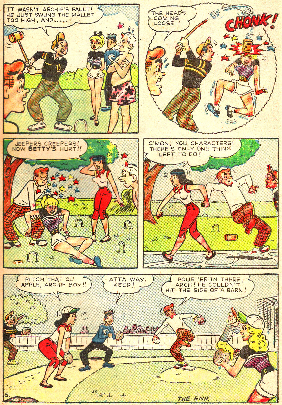 Read online Archie's Girls Betty and Veronica comic -  Issue #Archie's Girls Betty and Veronica Annual 1 - 83