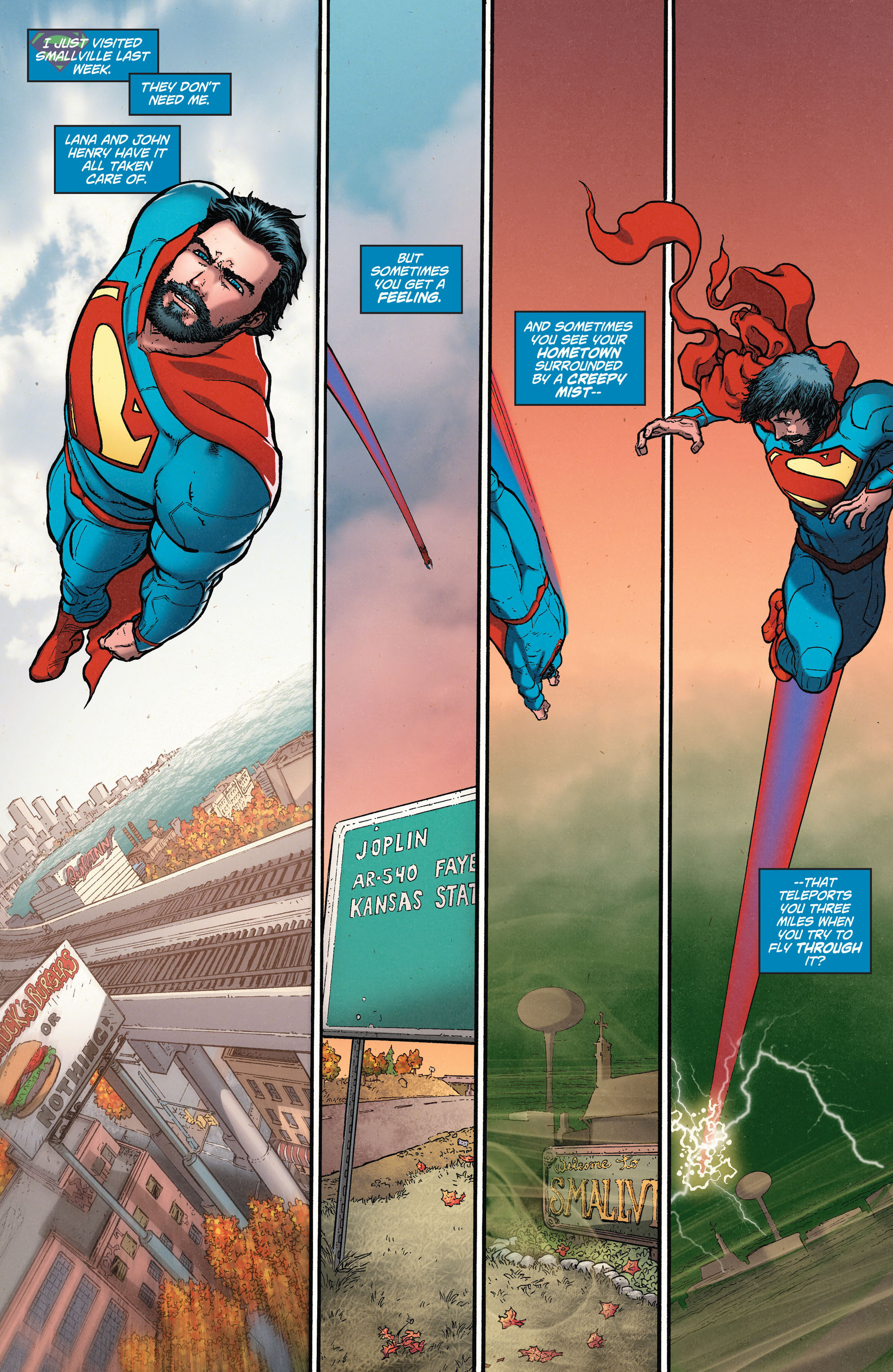 Read online Action Comics (2011) comic -  Issue #36 - 8