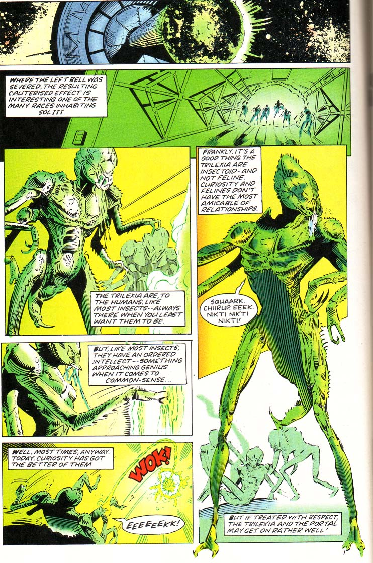 Read online Cyberspace 3000 comic -  Issue #1 - 13