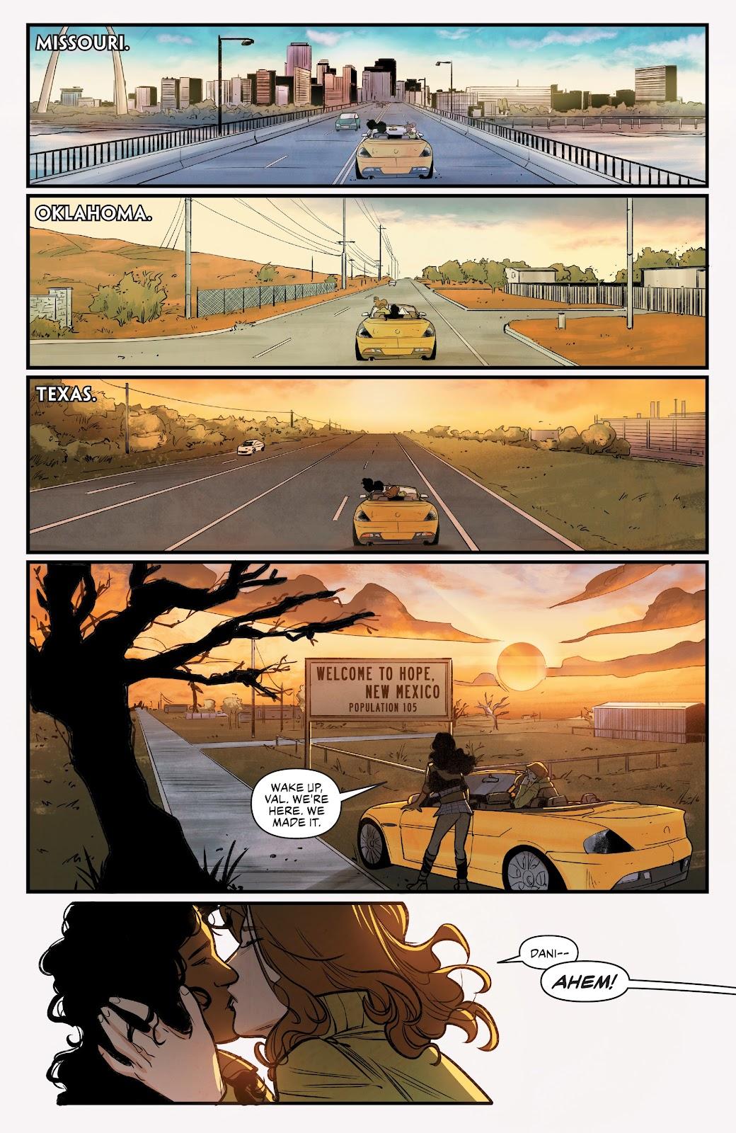 Read online Summit comic -  Issue #12 - 16