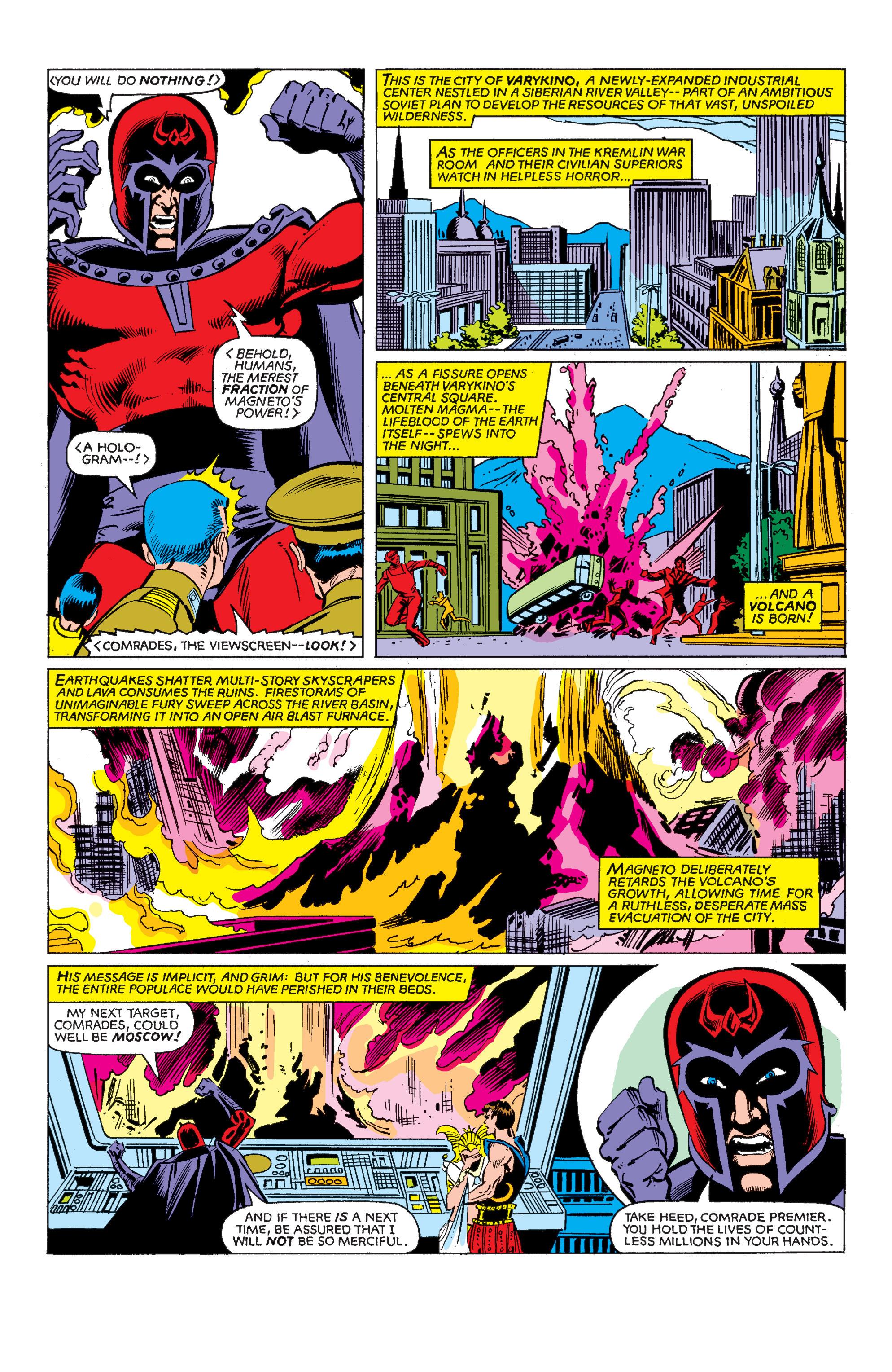 Read online Uncanny X-Men (1963) comic -  Issue #150 - 8