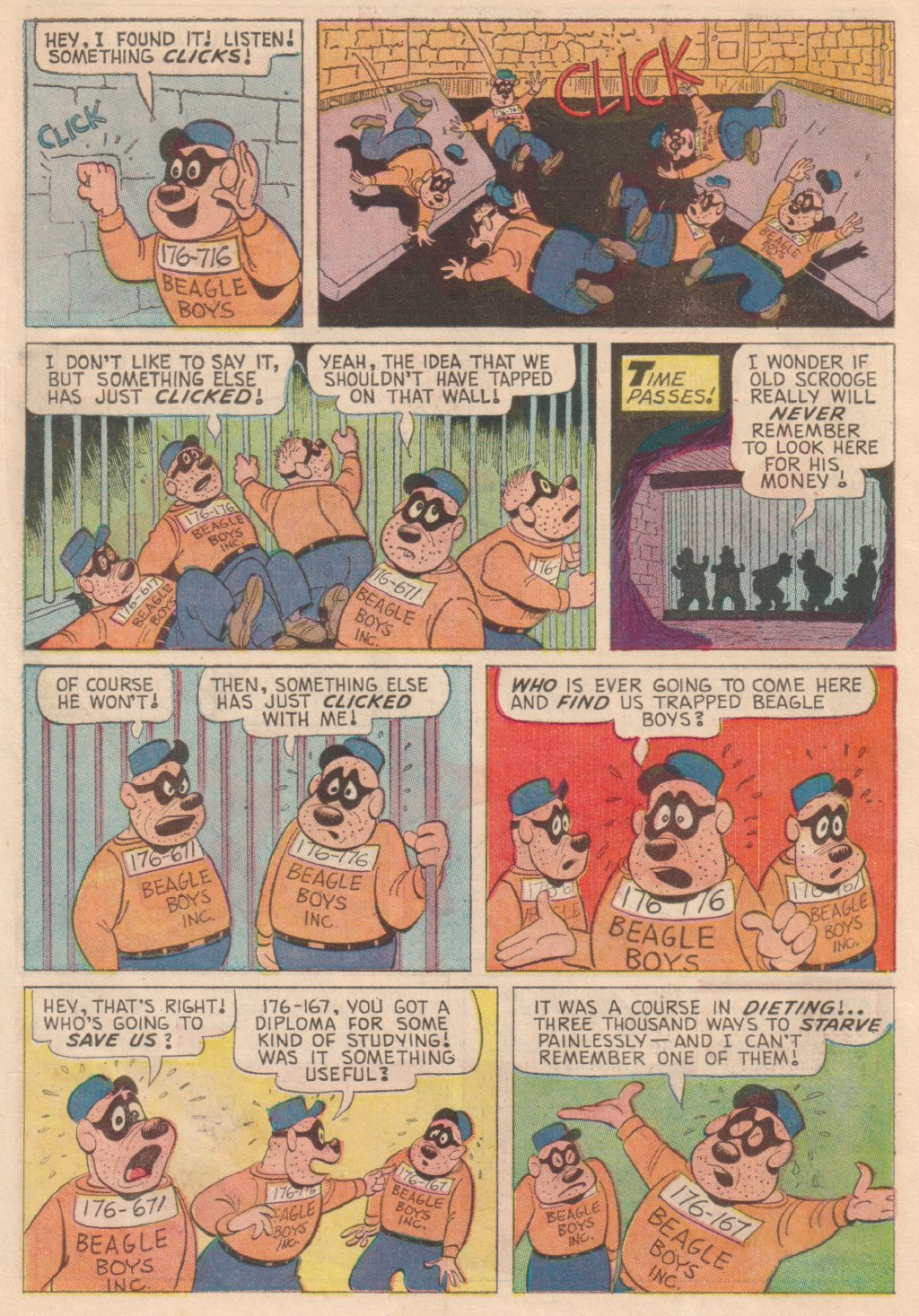 Read online Uncle Scrooge (1953) comic -  Issue #63 - 22