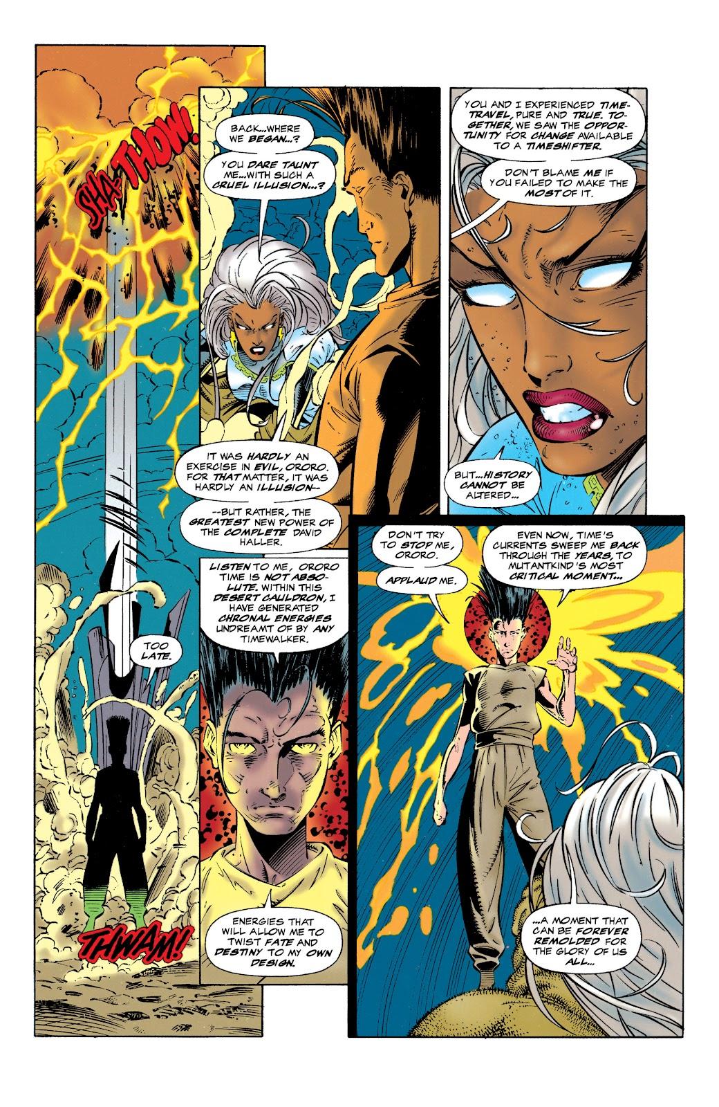 Uncanny X-Men (1963) issue 320 - Page 13