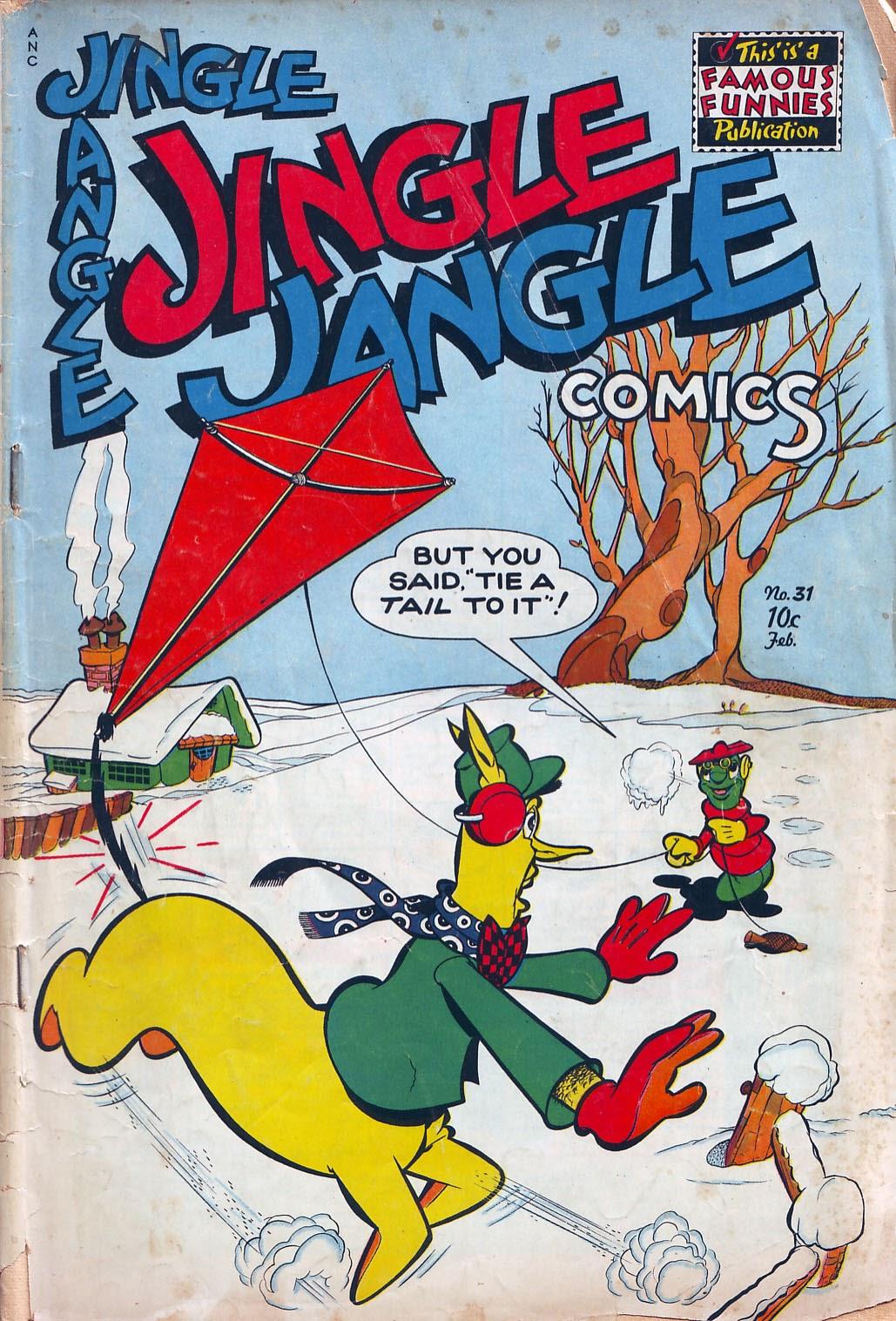 Jingle Jangle Comics 31 Page 1
