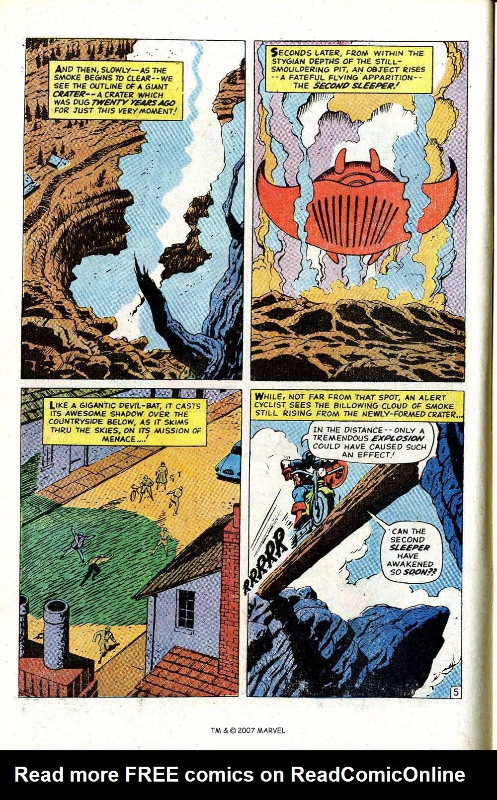Read online Captain America (1968) comic -  Issue # _Annual 2 - 20