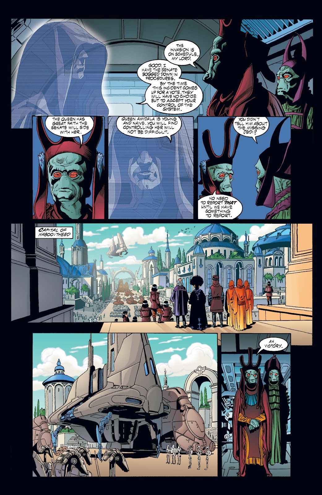 Read online Star Wars Legends: Rise of the Sith - Epic Collection comic -  Issue # TPB 2 (Part 3) - 55