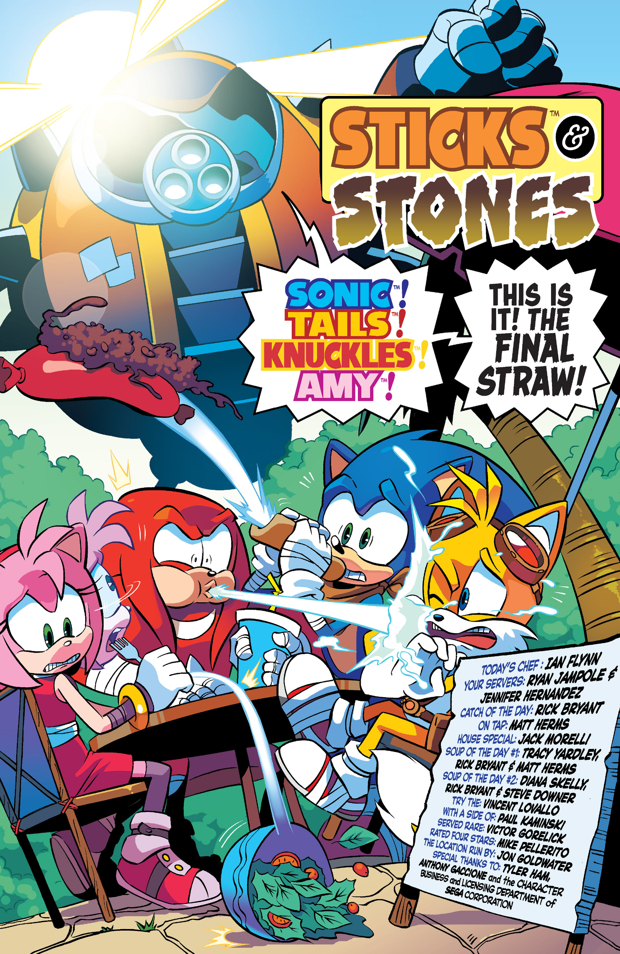 Read online Sonic Boom comic -  Issue #4 - 3