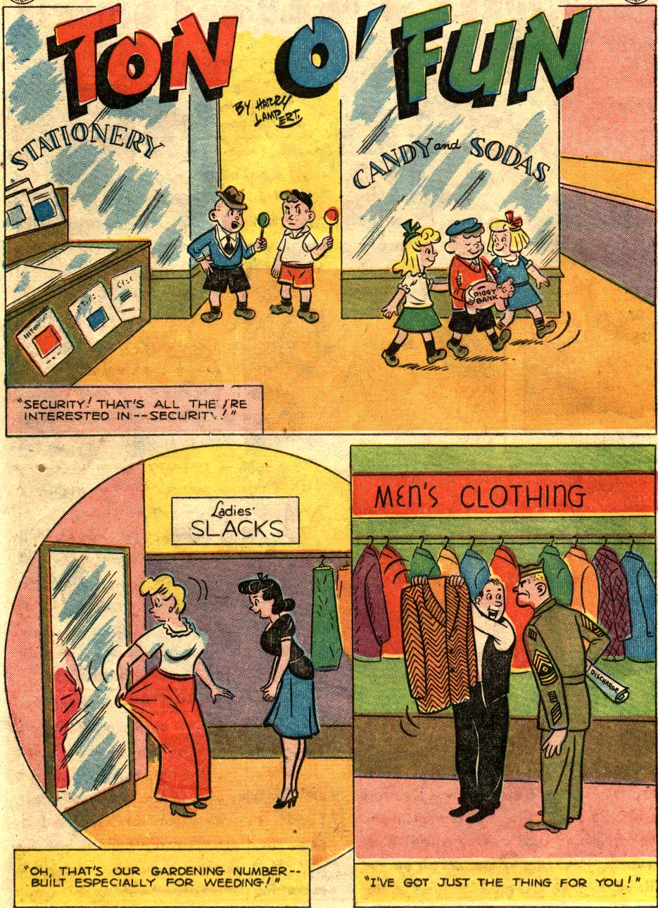 Read online Sensation (Mystery) Comics comic -  Issue #58 - 38