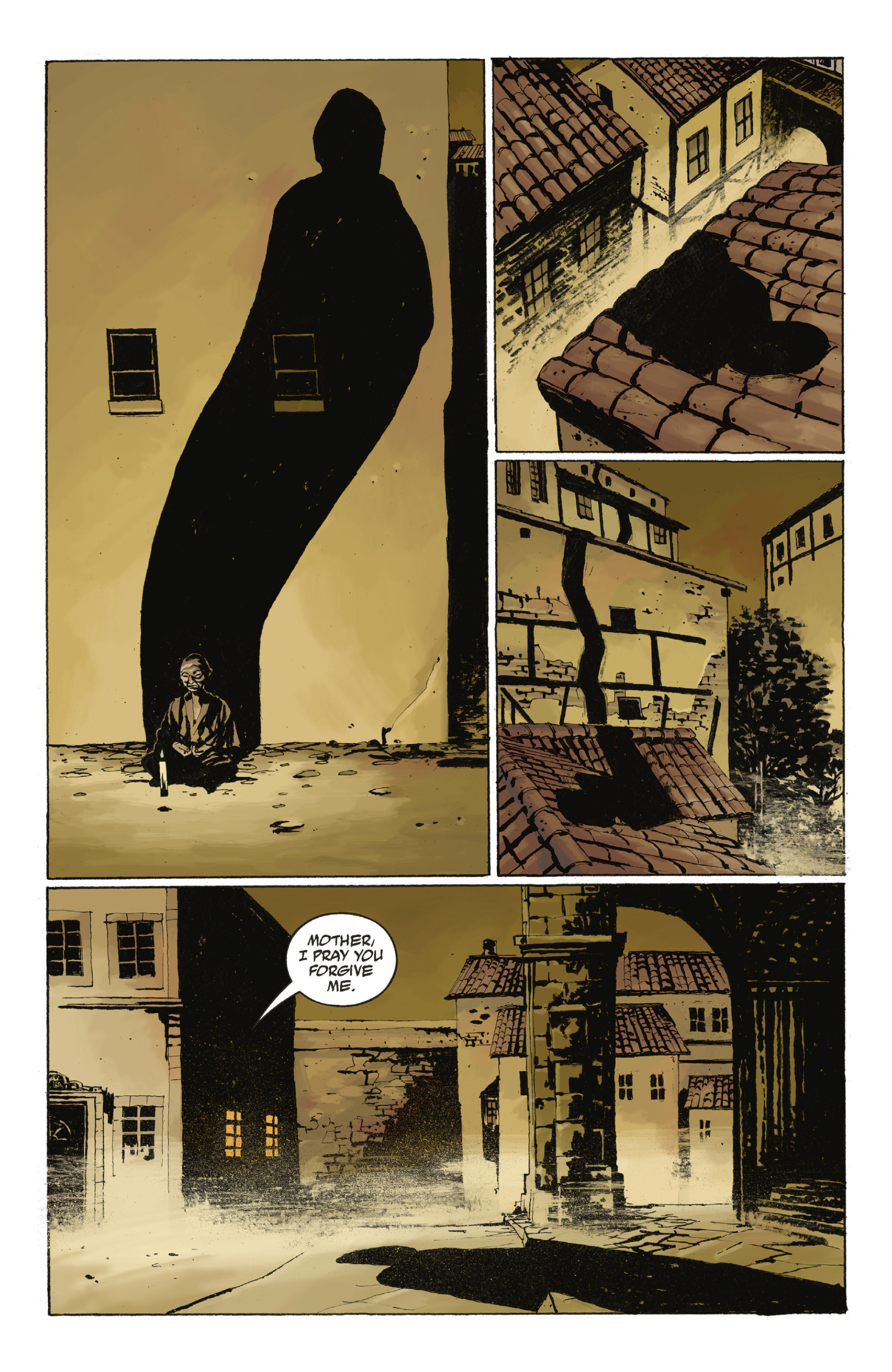 Read online Abe Sapien: The Drowning comic -  Issue #Abe Sapien: The Drowning _TPB - 48