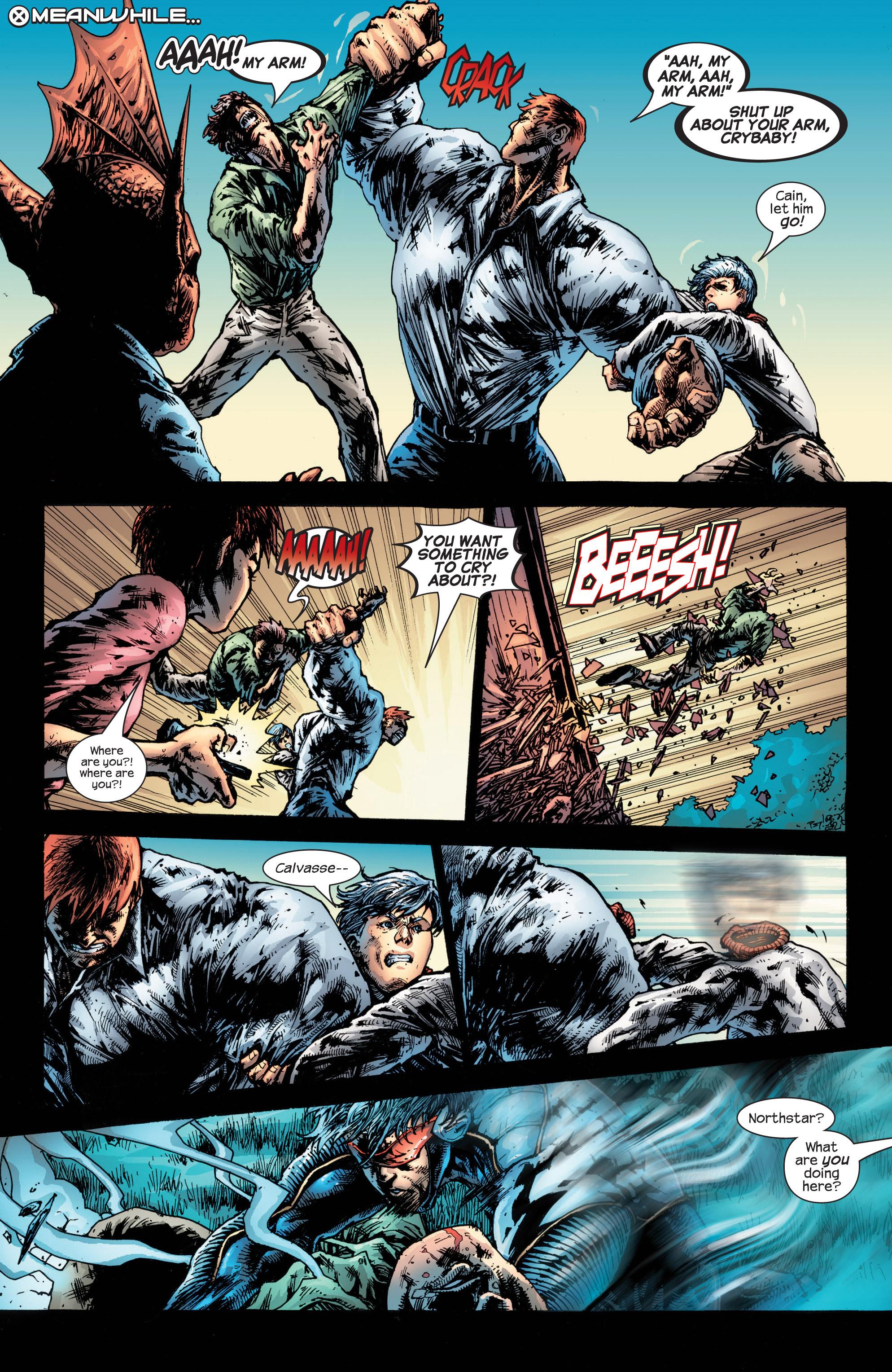 Read online Uncanny X-Men (1963) comic -  Issue #432 - 22