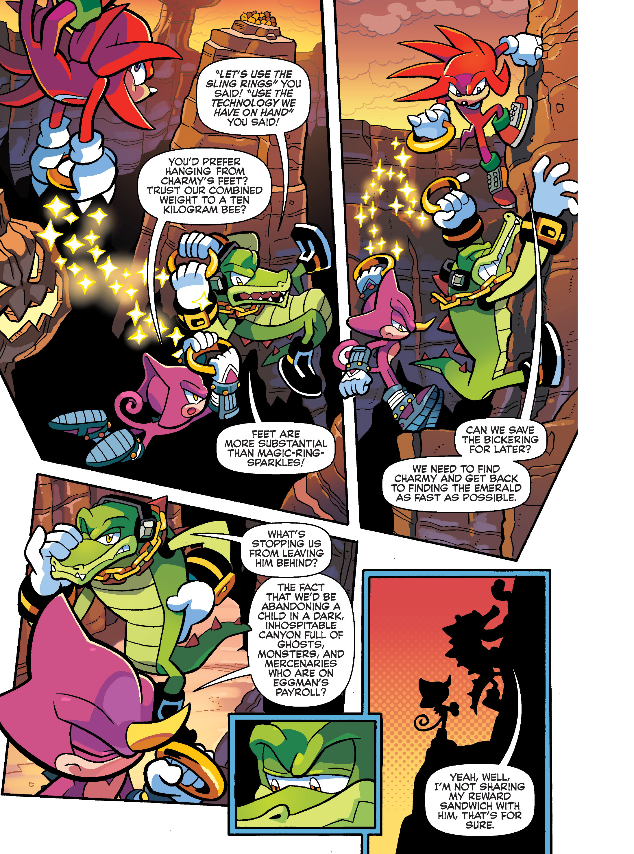 Read online Sonic Super Digest comic -  Issue #10 - 37