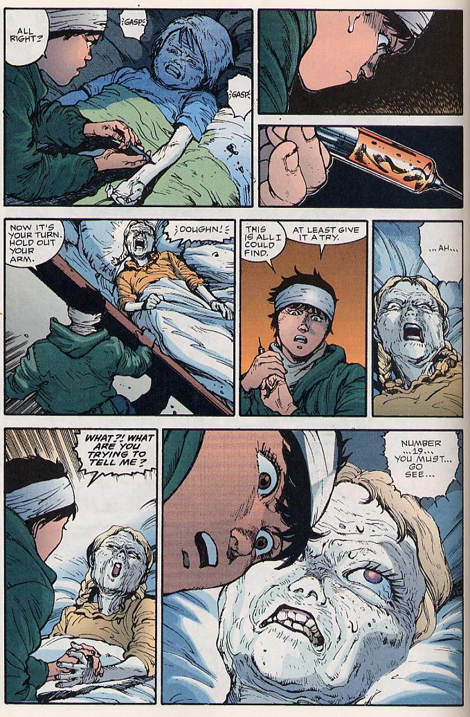Read online Akira comic -  Issue #17 - 47