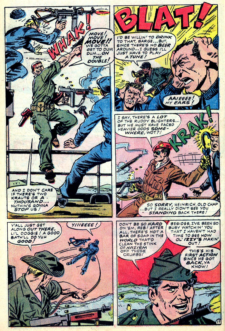 Read online Sgt. Fury comic -  Issue #59 - 24