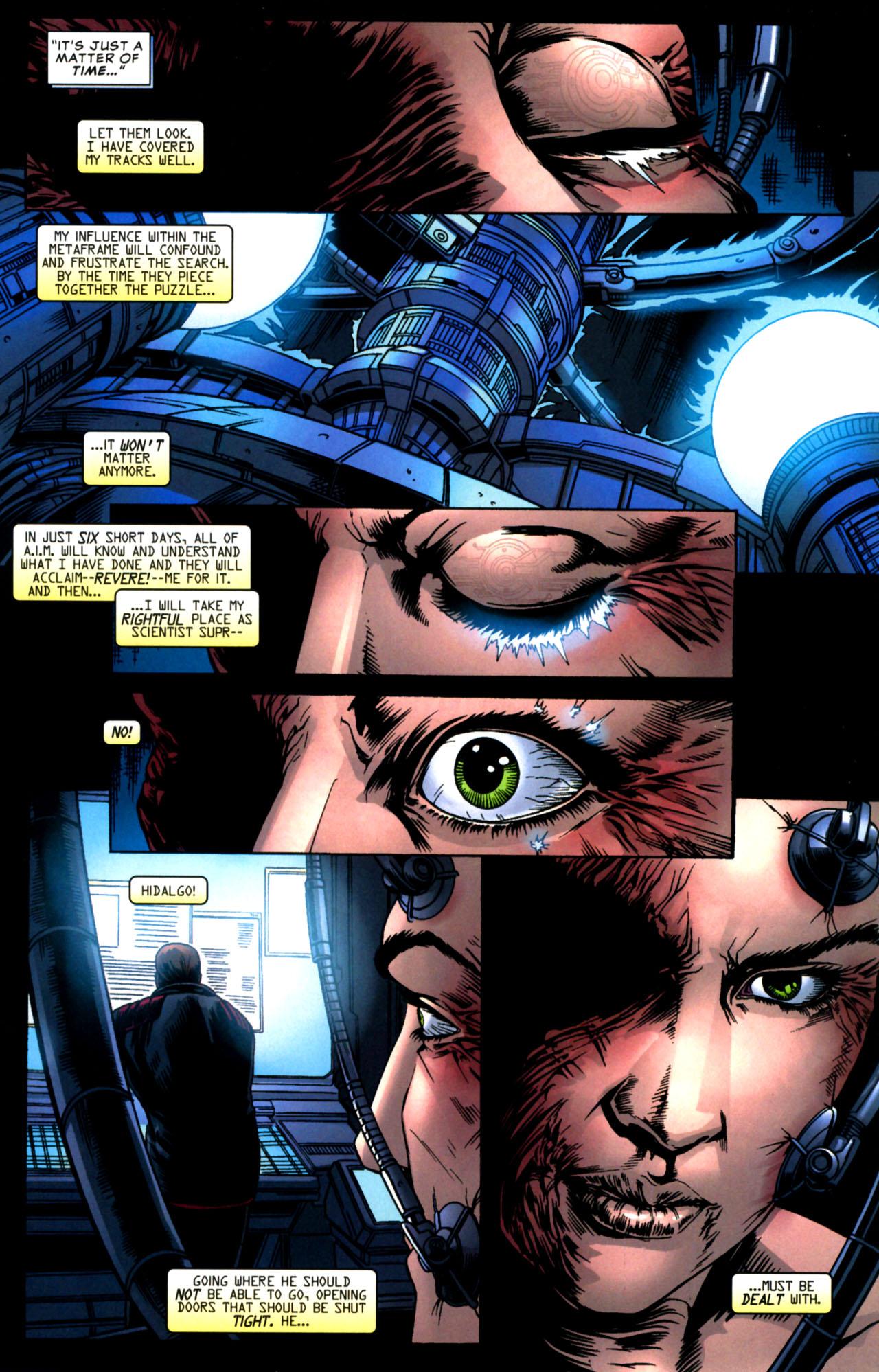 Read online Amazing Fantasy (2004) comic -  Issue #17 - 15