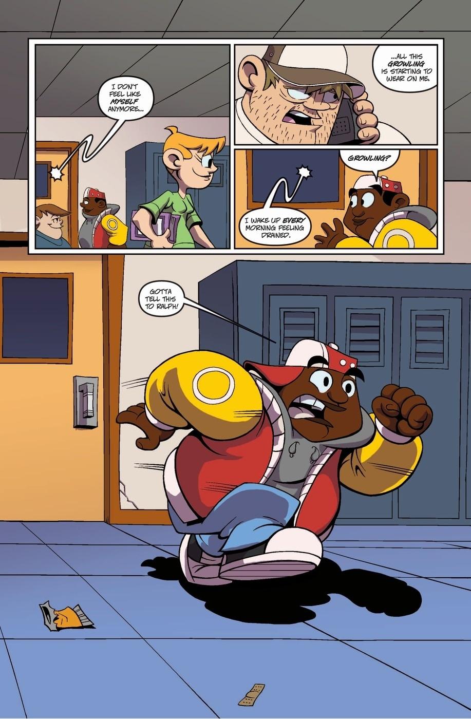 Read online Ralph Filmore comic -  Issue # Full - 85