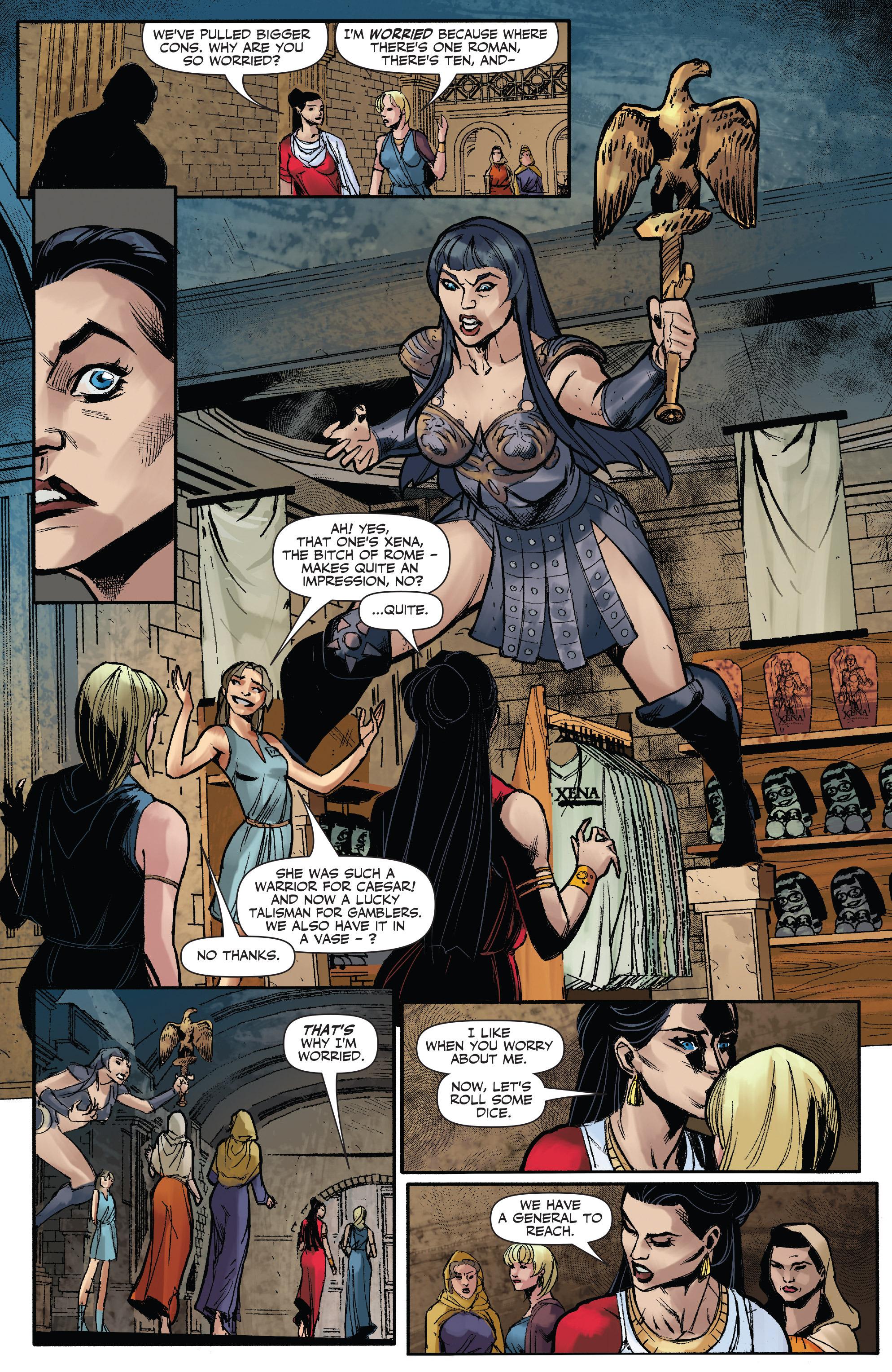 Read online Xena: Warrior Princess (2016) comic -  Issue #3 - 6