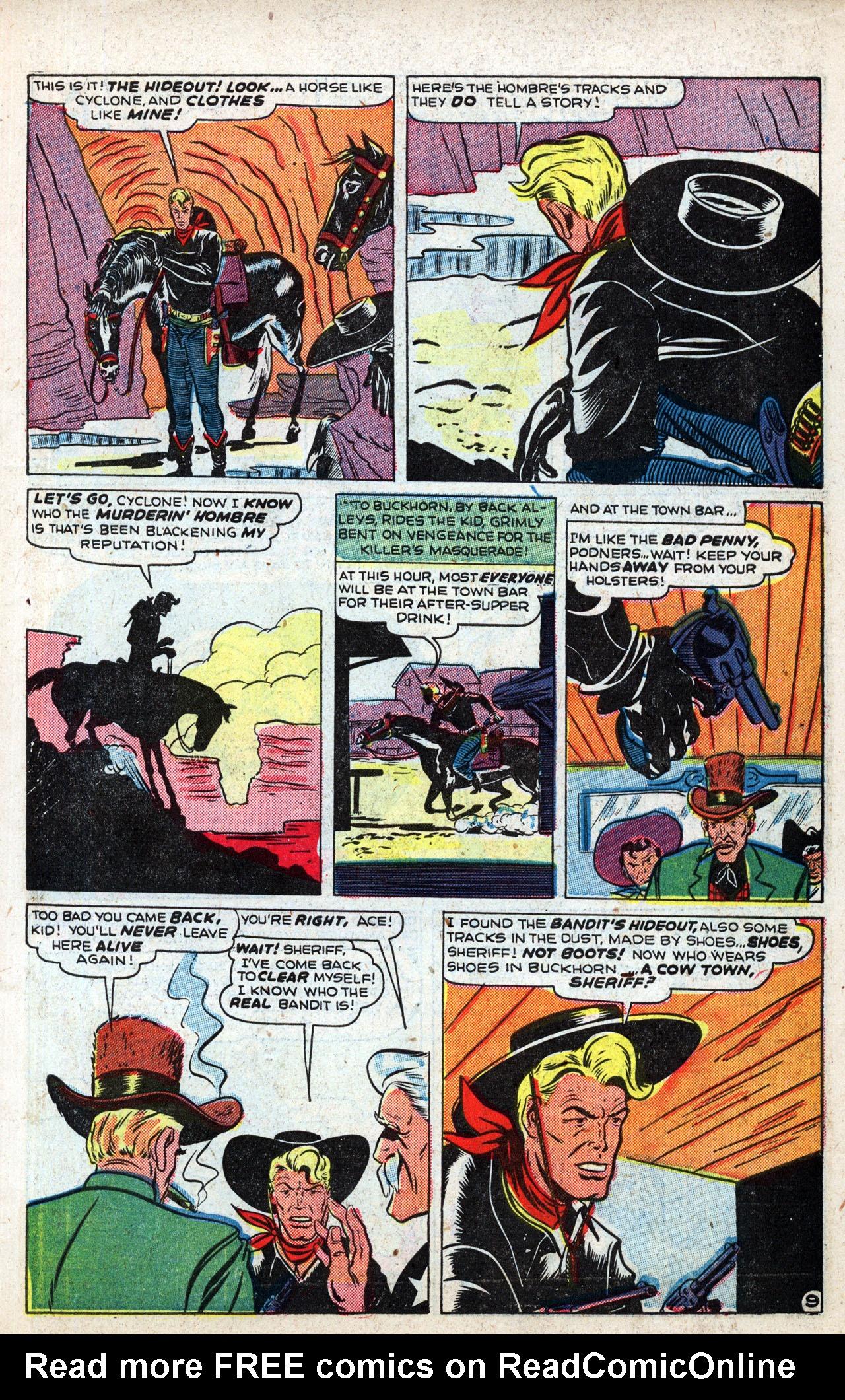Read online Two-Gun Kid comic -  Issue #4 - 11
