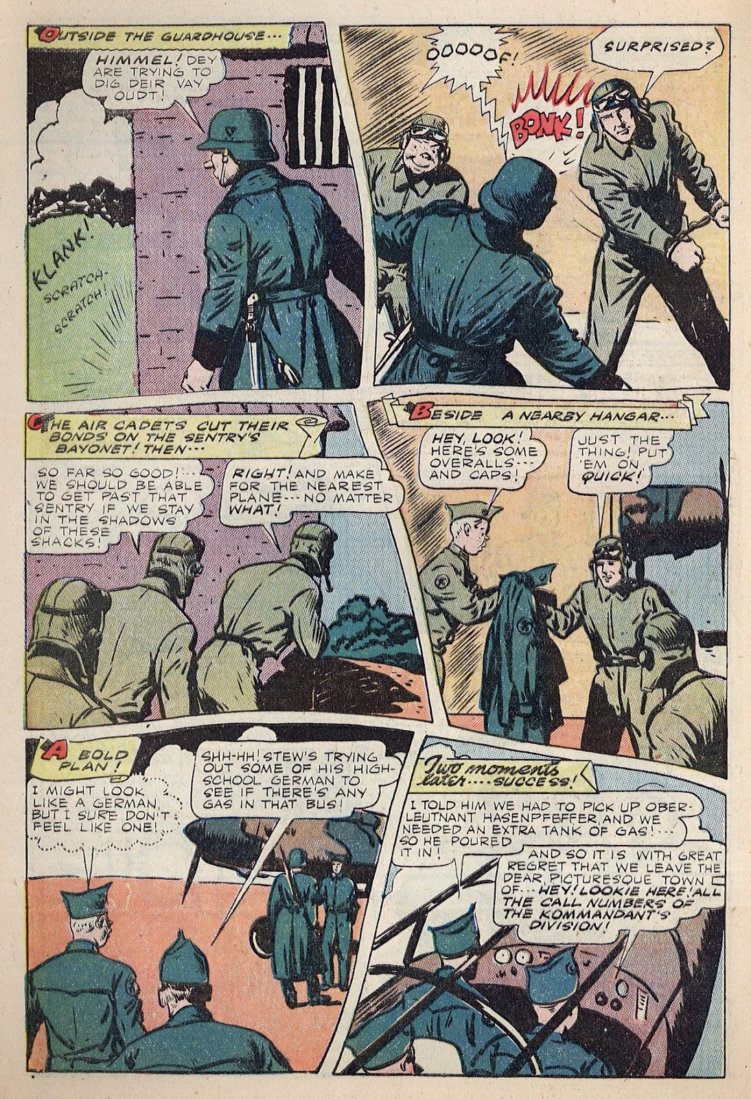 Exciting Comics (1940) issue 38 - Page 48
