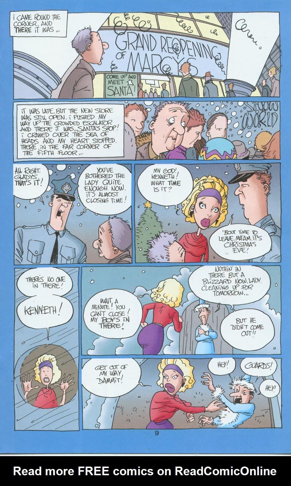 Read online Flinch comic -  Issue #9 - 10