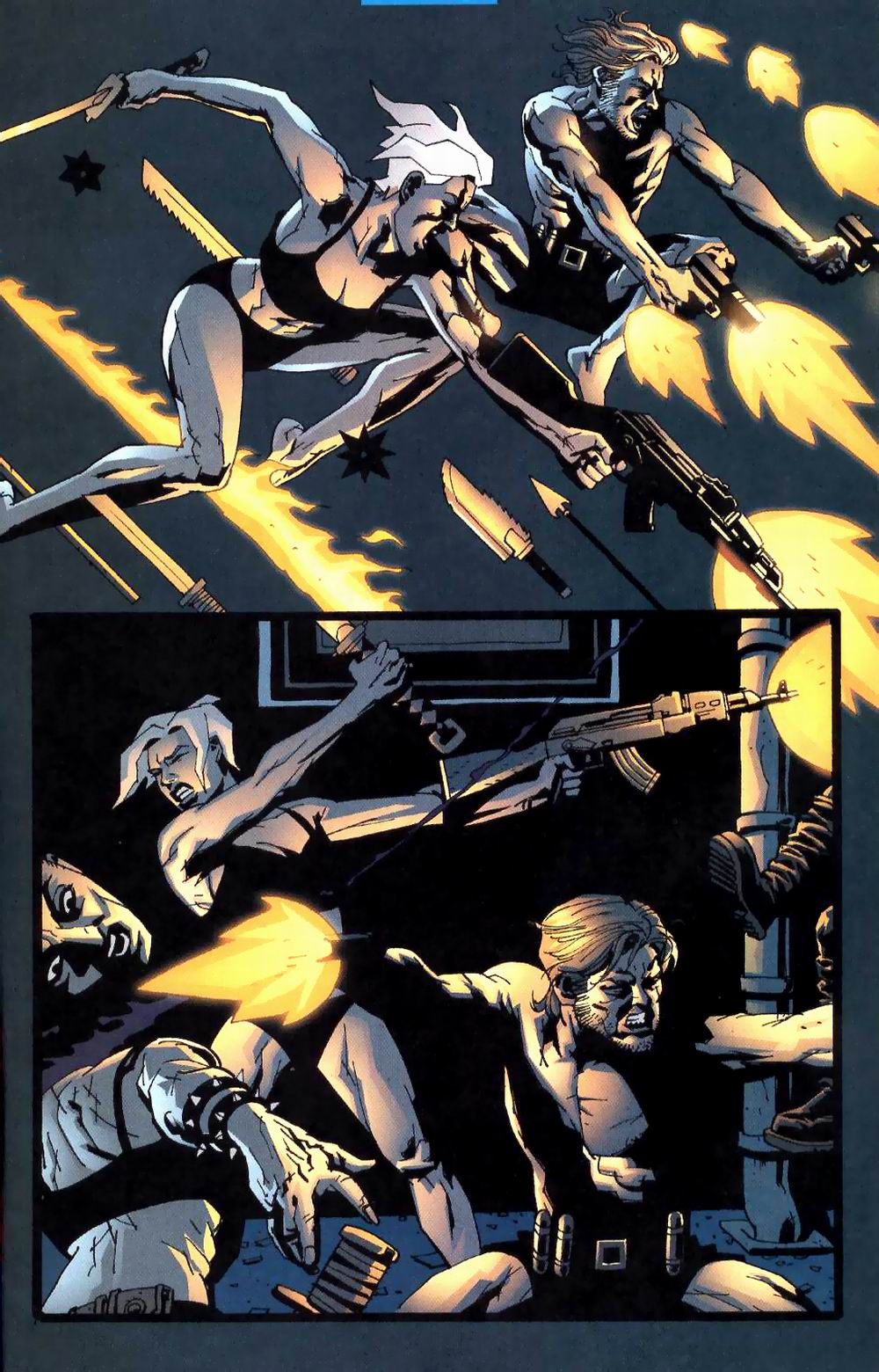 Wildcats (1999) Issue #22 #23 - English 17