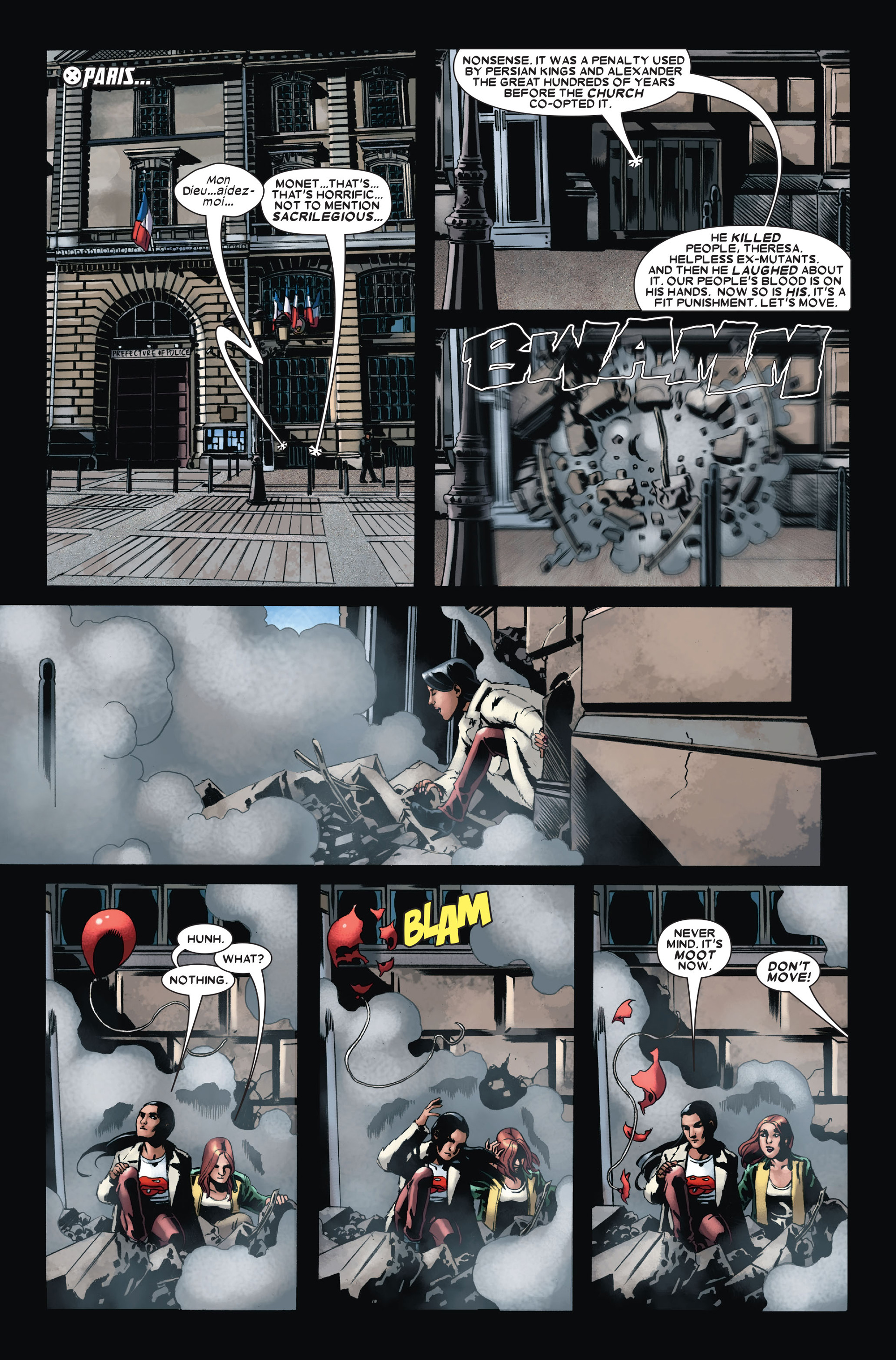 Read online X-Factor (2006) comic -  Issue #16 - 8