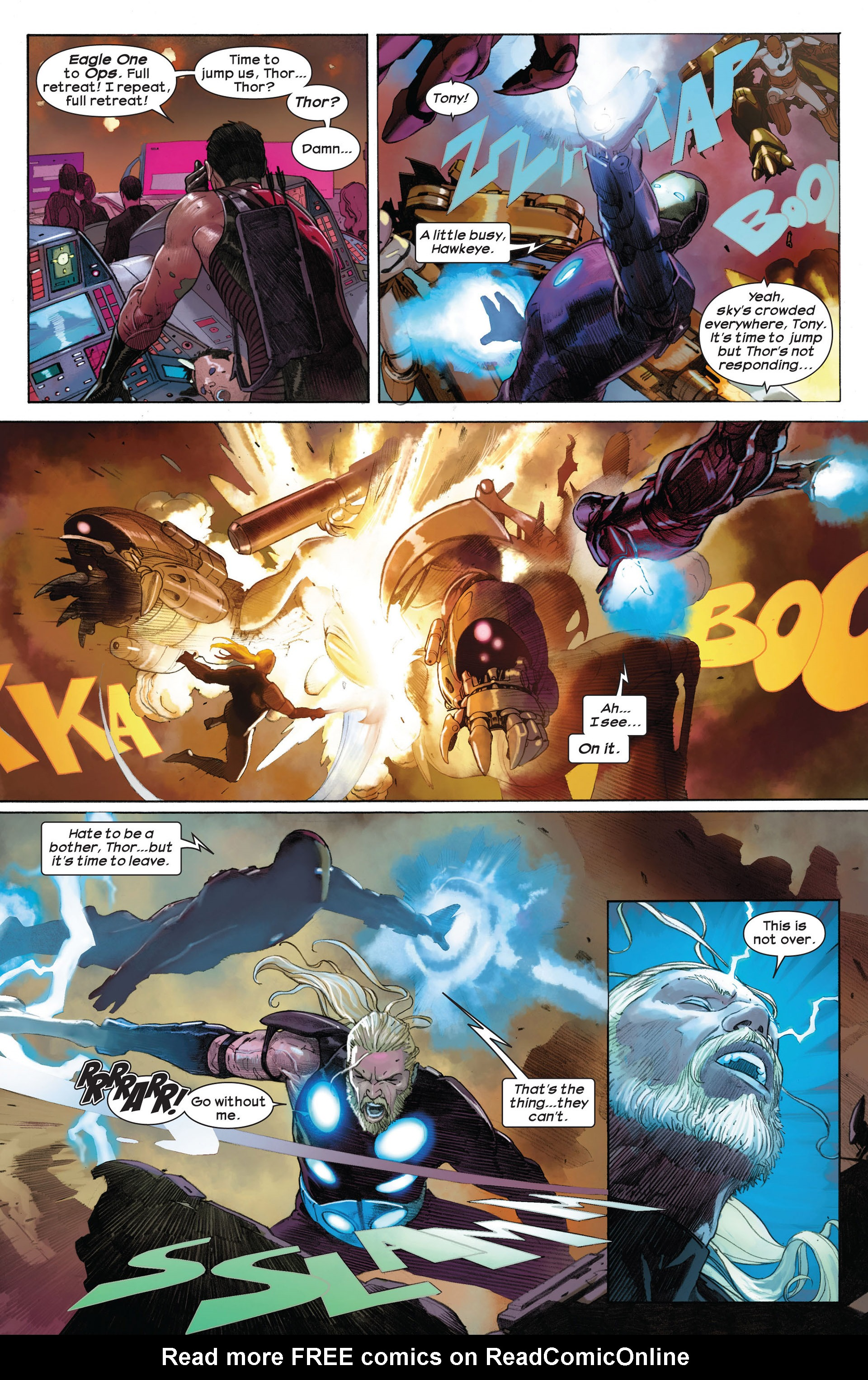 Read online Ultimate Comics Ultimates comic -  Issue #3 - 17
