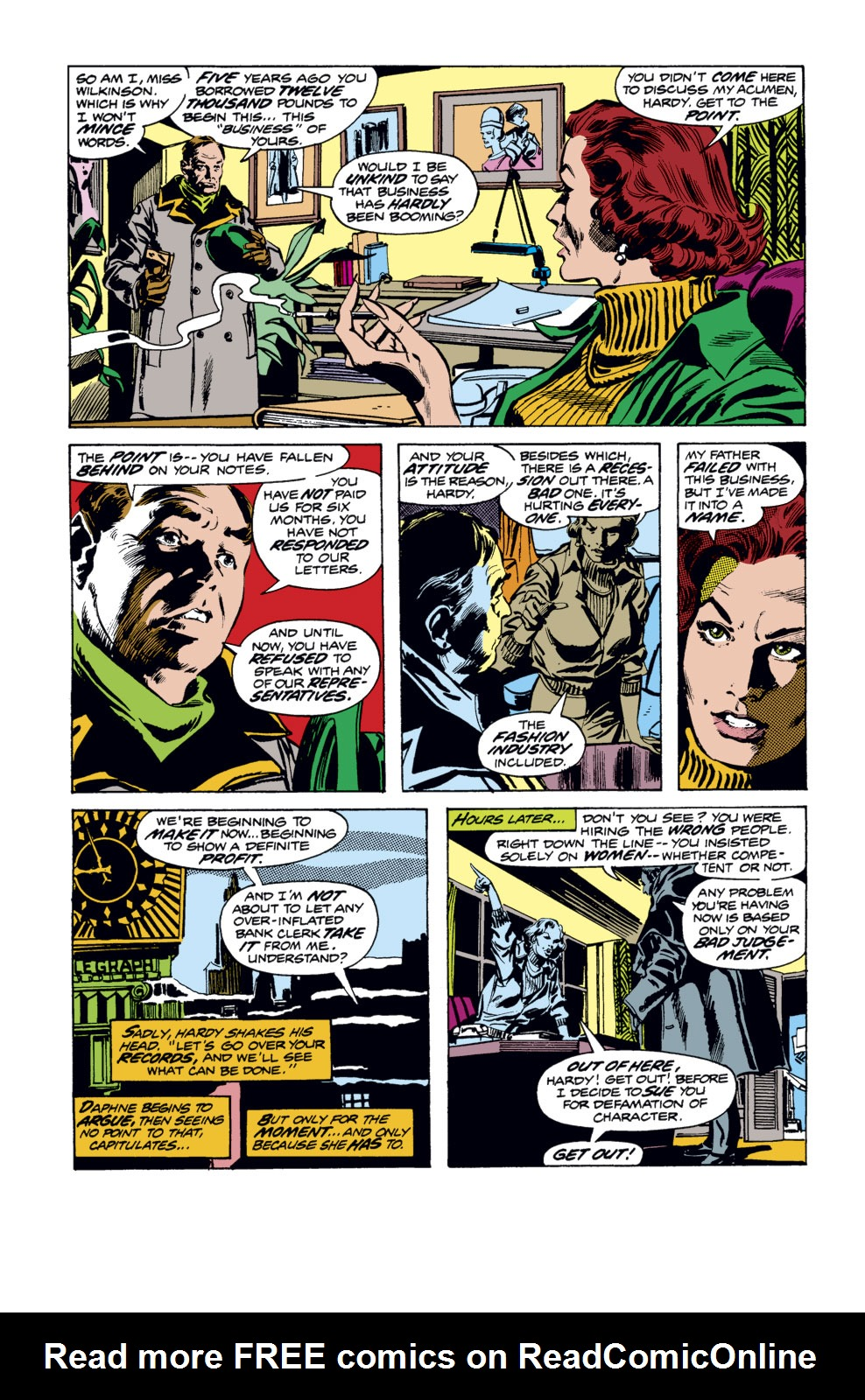 Tomb of Dracula (1972) issue 34 - Page 14