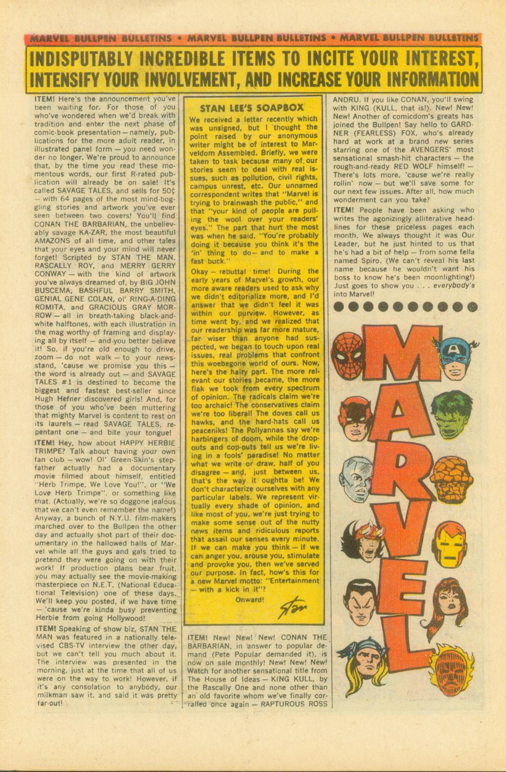 The Rawhide Kid (1955) issue 87 - Page 31