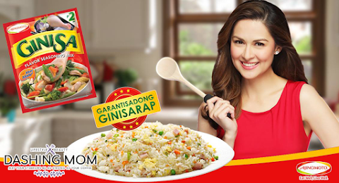 Marian Rivera-Dantes make Garantisadong Ginisarap dishes with Ajinomoto Ginisa