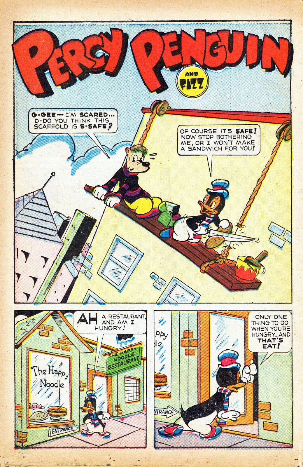 Comic Capers issue 5 - Page 34