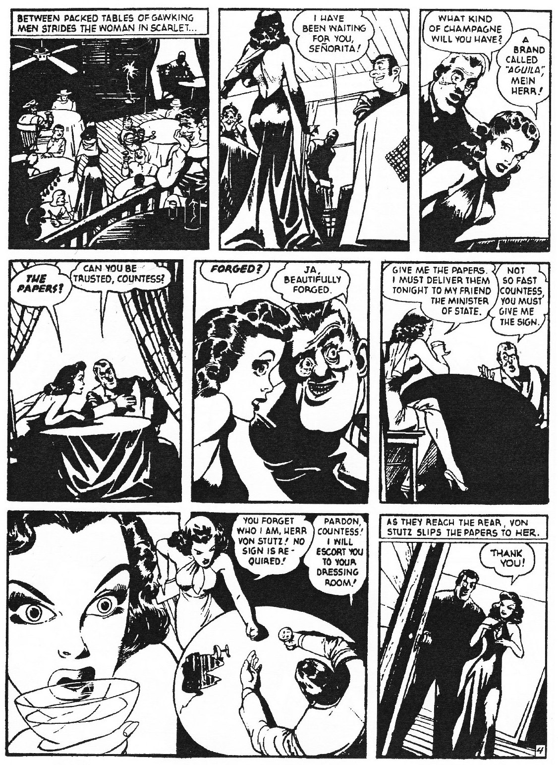 Read online Men of Mystery Comics comic -  Issue #82 - 102