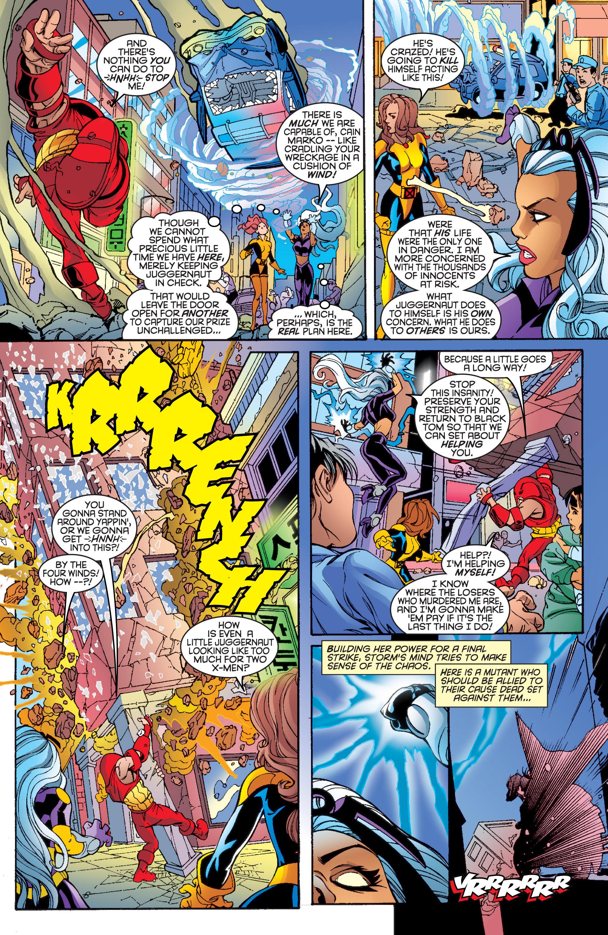 Read online Uncanny X-Men (1963) comic -  Issue #361 - 12