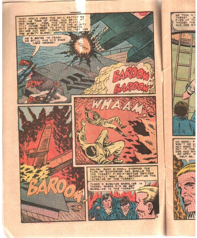 Read online Fightin' Navy comic -  Issue #122 - 4