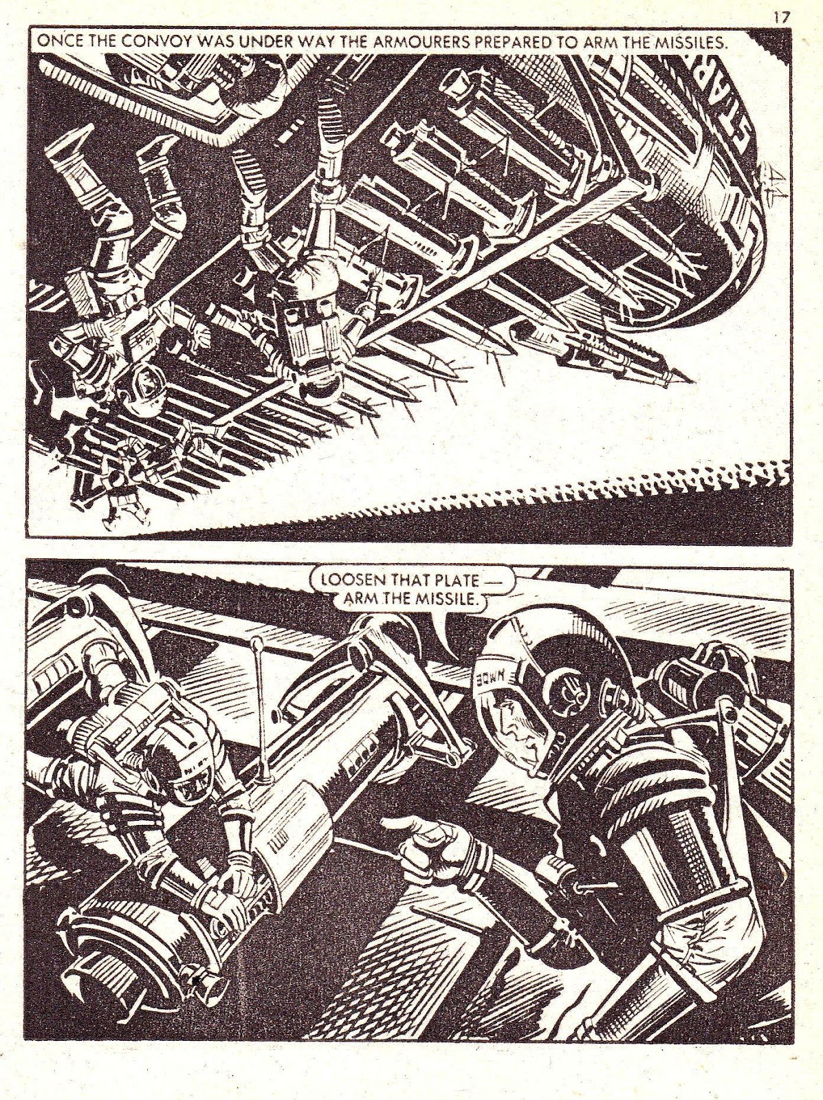 Starblazer issue 72 - Page 17