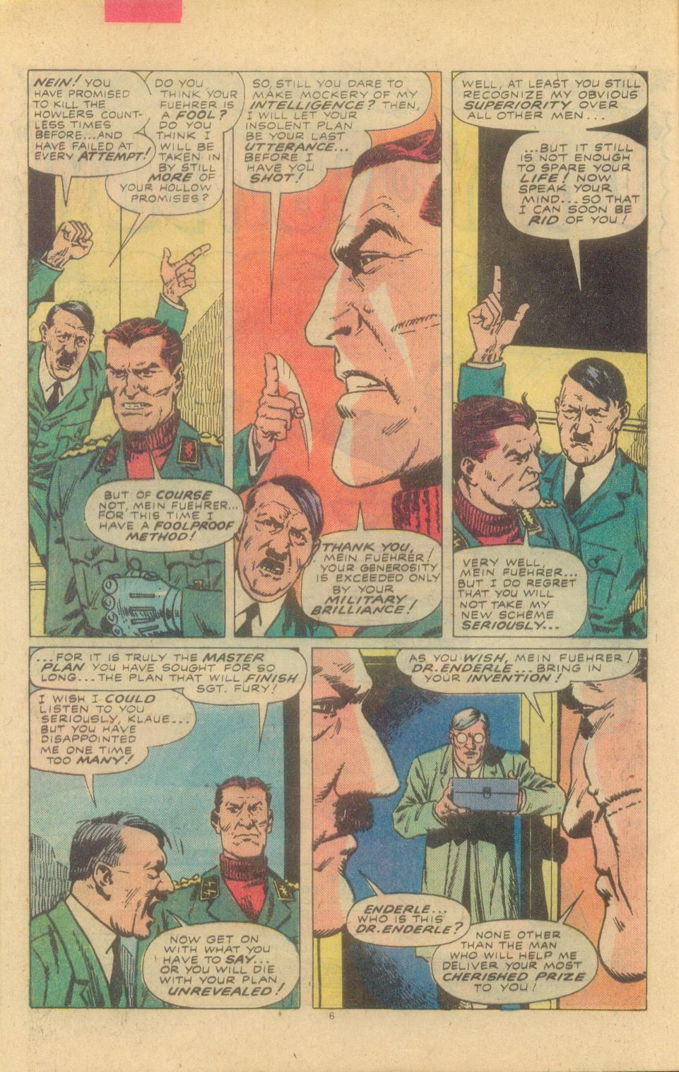 Read online Sgt. Fury comic -  Issue #155 - 8