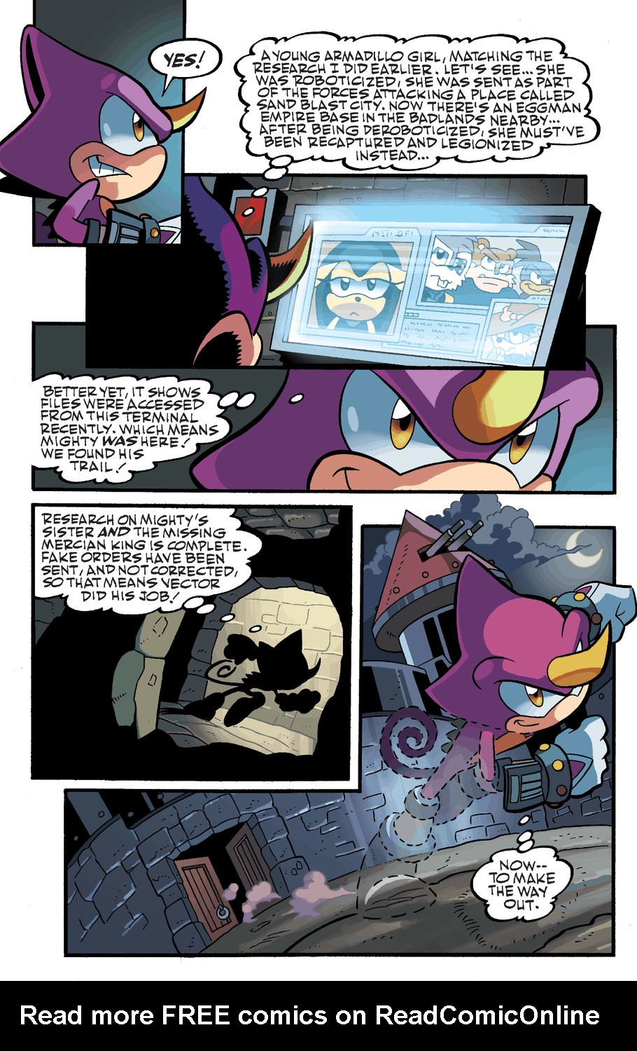 Read online Sonic Universe comic -  Issue #47 - 16