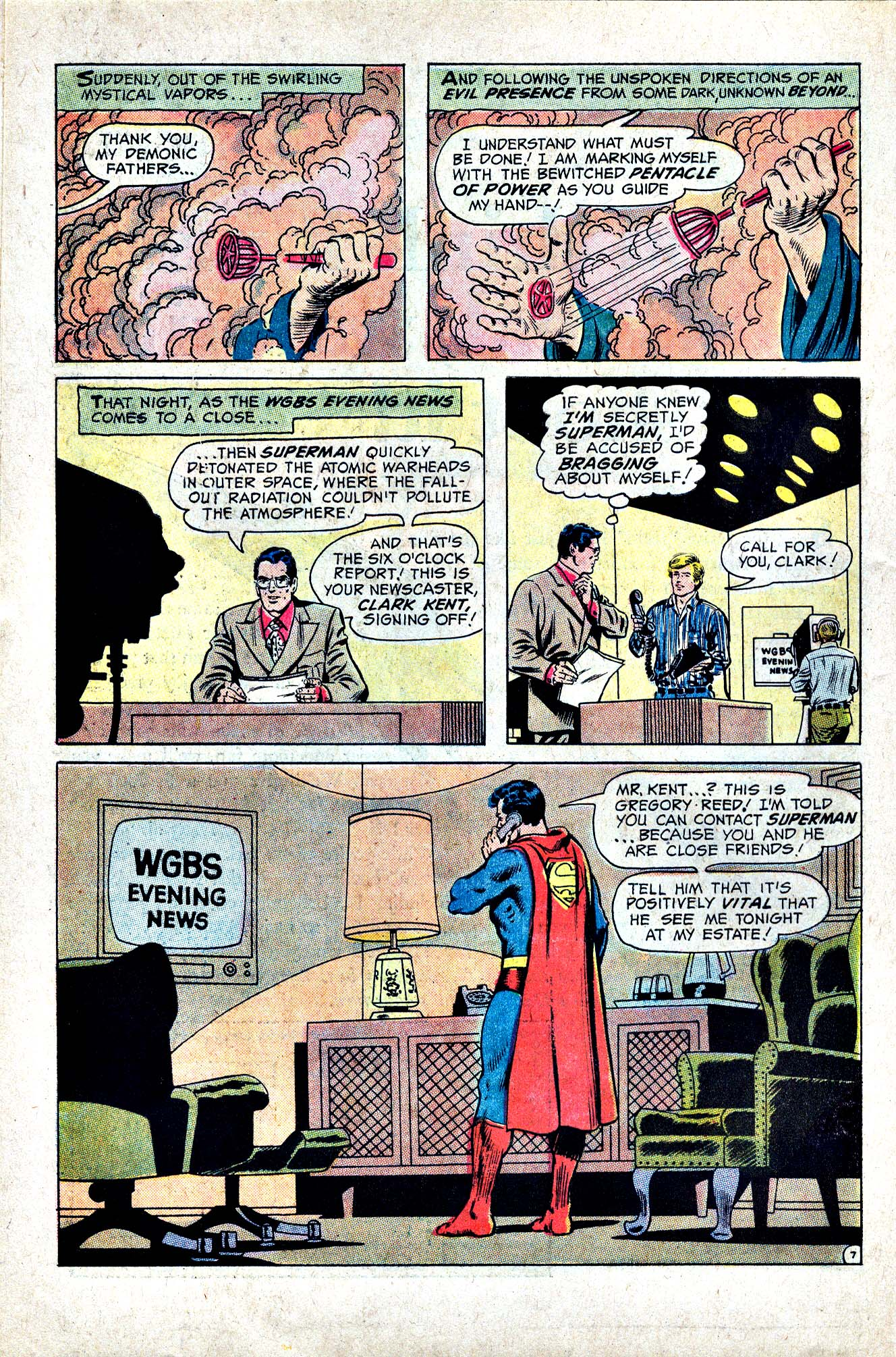 Read online Action Comics (1938) comic -  Issue #414 - 11