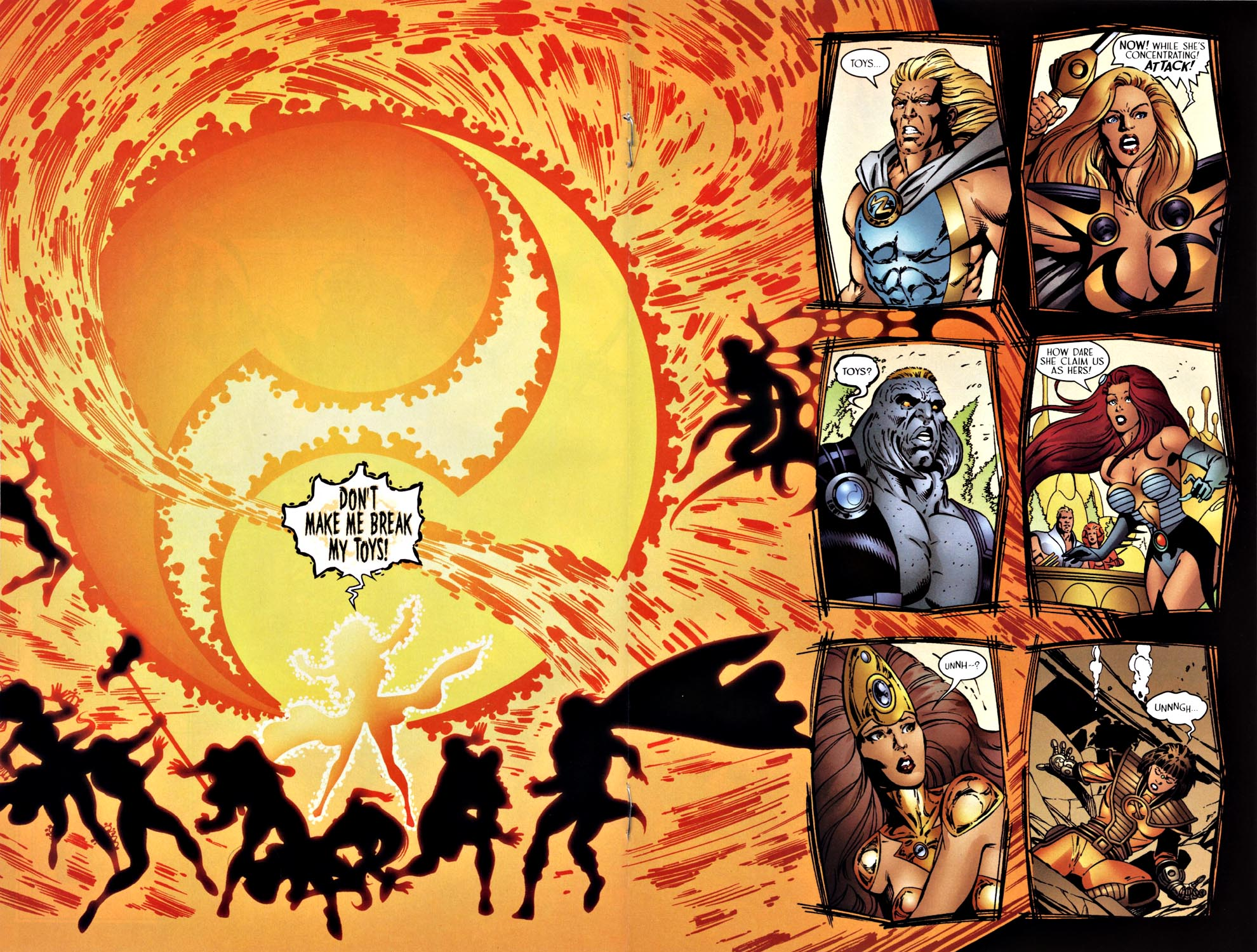 Read online Solus comic -  Issue #5 - 15