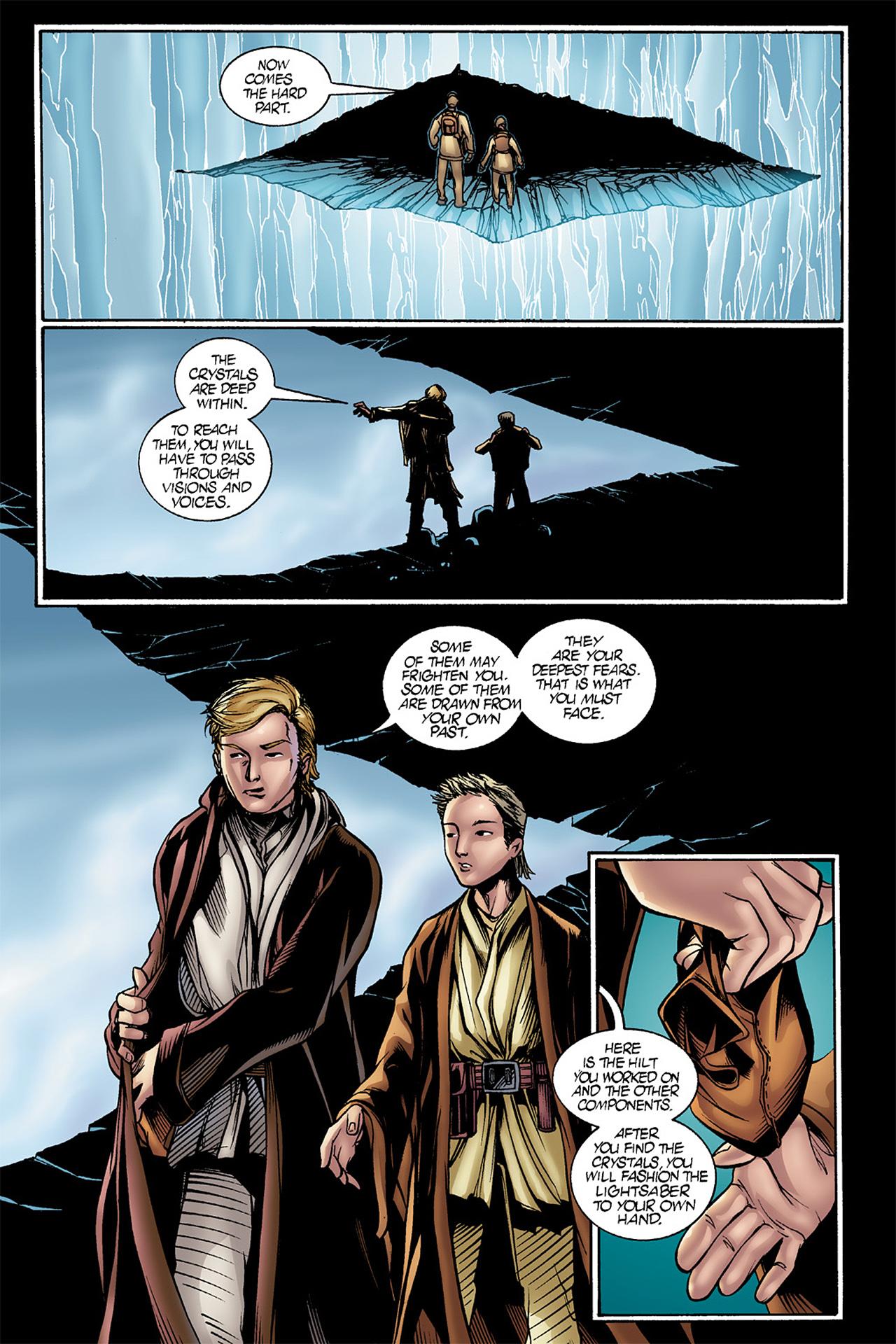 Read online Star Wars Omnibus comic -  Issue # Vol. 10 - 131