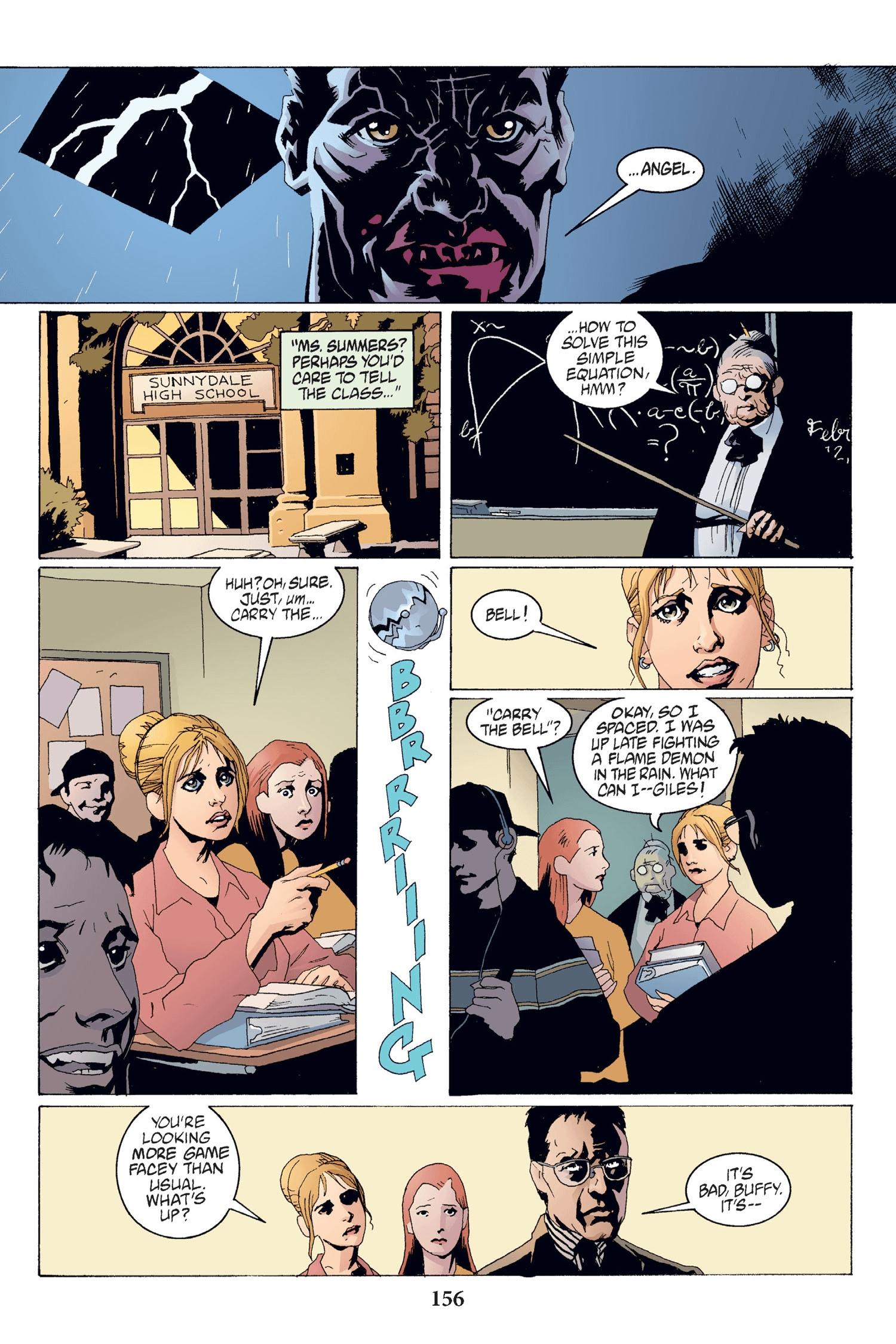 Read online Buffy the Vampire Slayer: Omnibus comic -  Issue # TPB 2 - 150