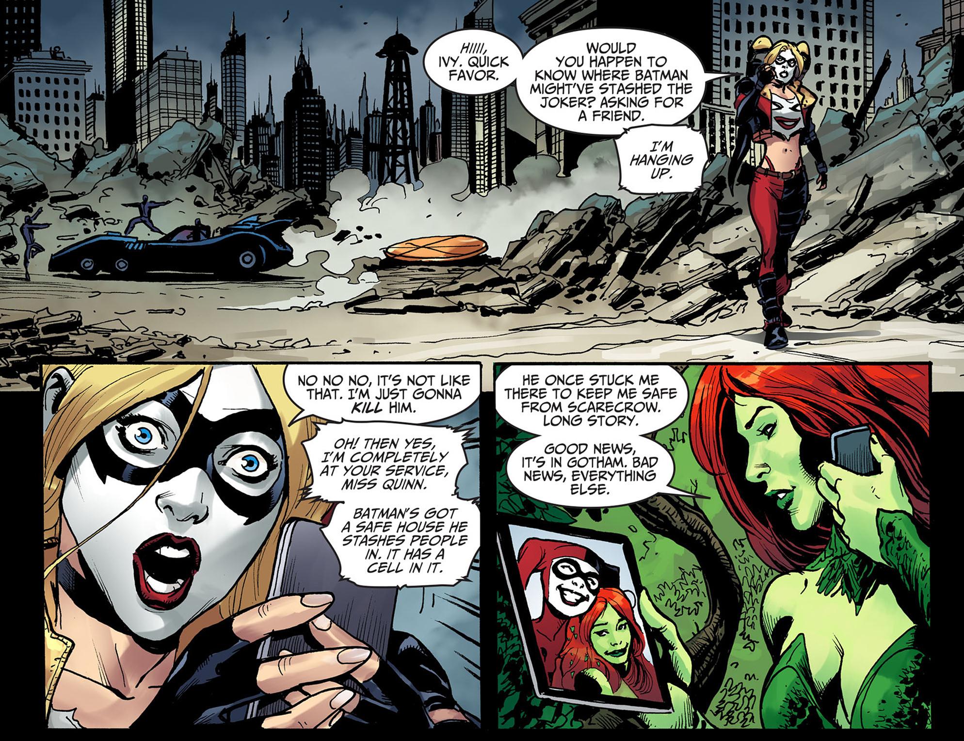Read online Injustice: Ground Zero comic -  Issue #13 - 20
