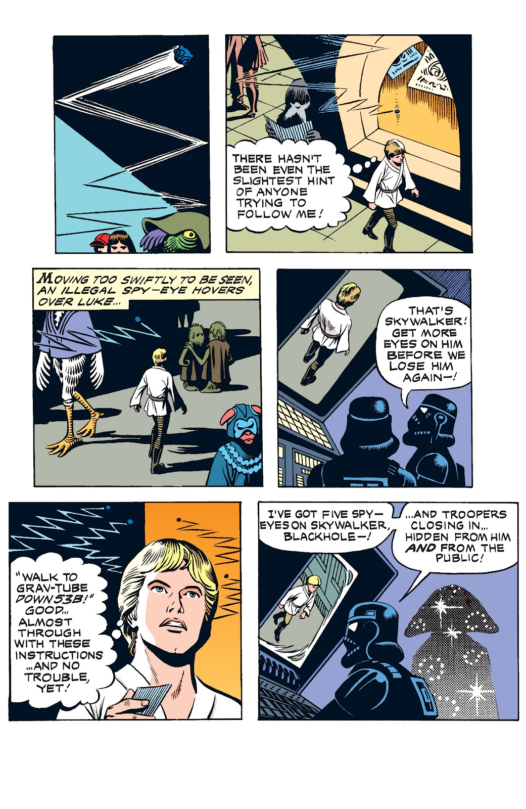 Read online Star Wars Legends: The Newspaper Strips - Epic Collection comic -  Issue # TPB (Part 1) - 99
