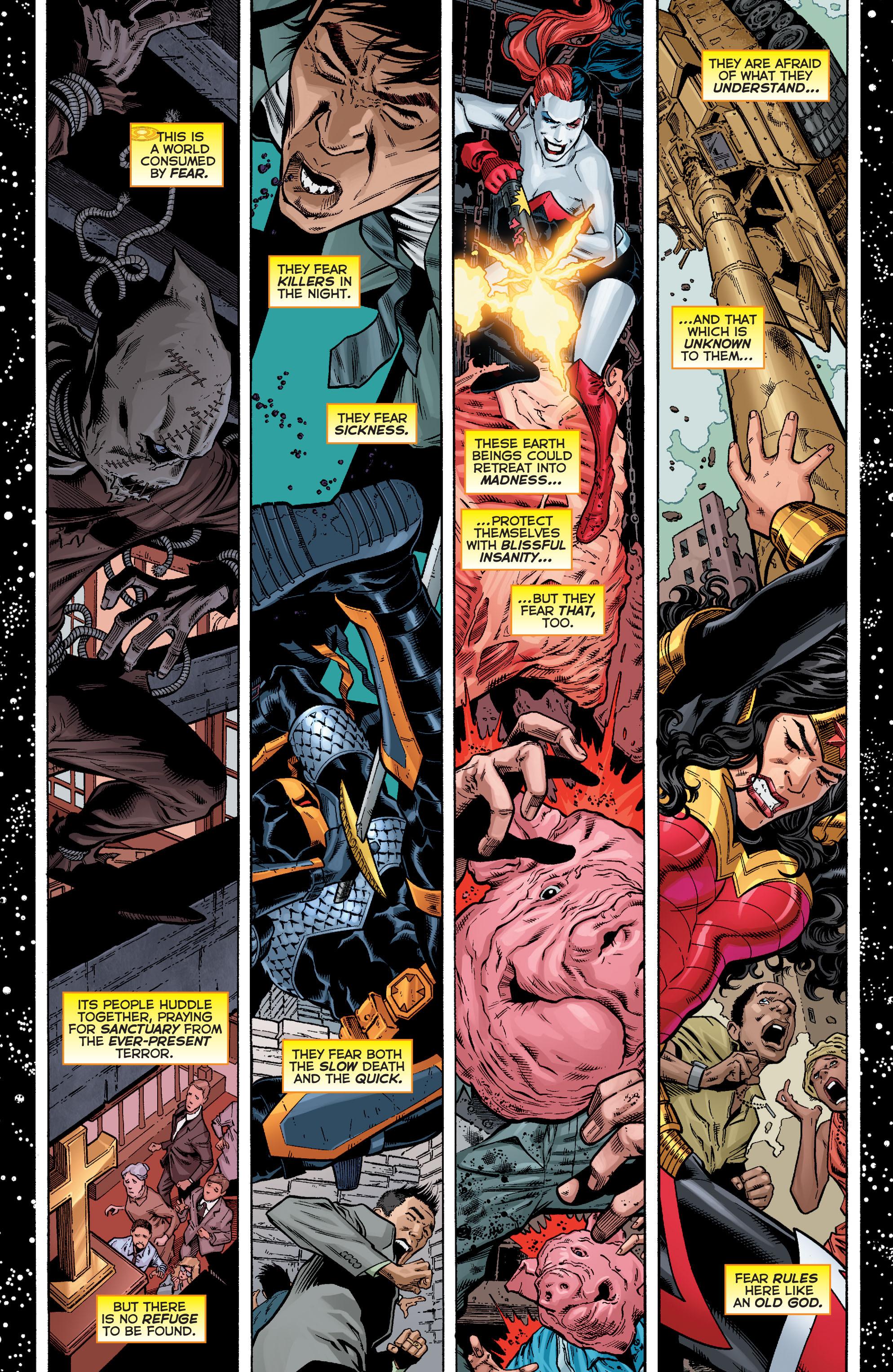 Read online Sinestro comic -  Issue #17 - 4
