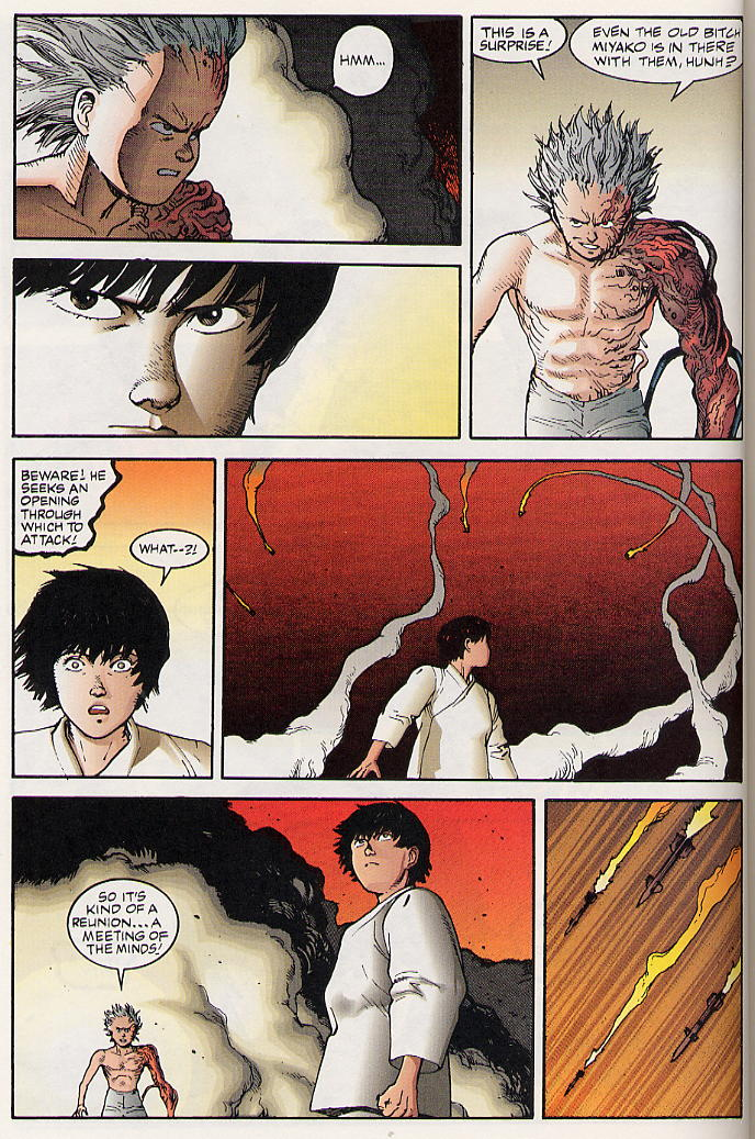 Read online Akira comic -  Issue #30 - 36