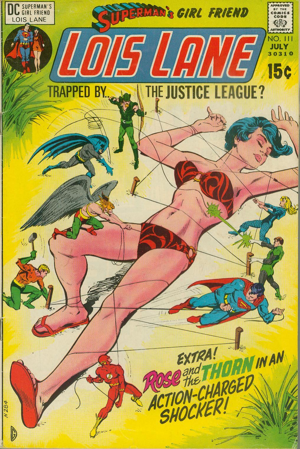 Supermans Girl Friend, Lois Lane 111 Page 1