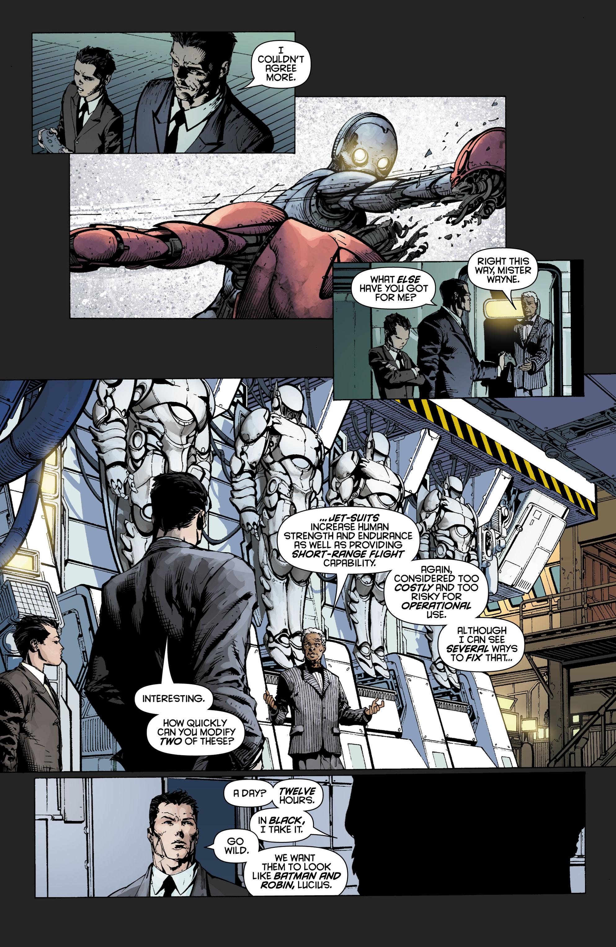 Read online Batman: The Return comic -  Issue # Full - 16