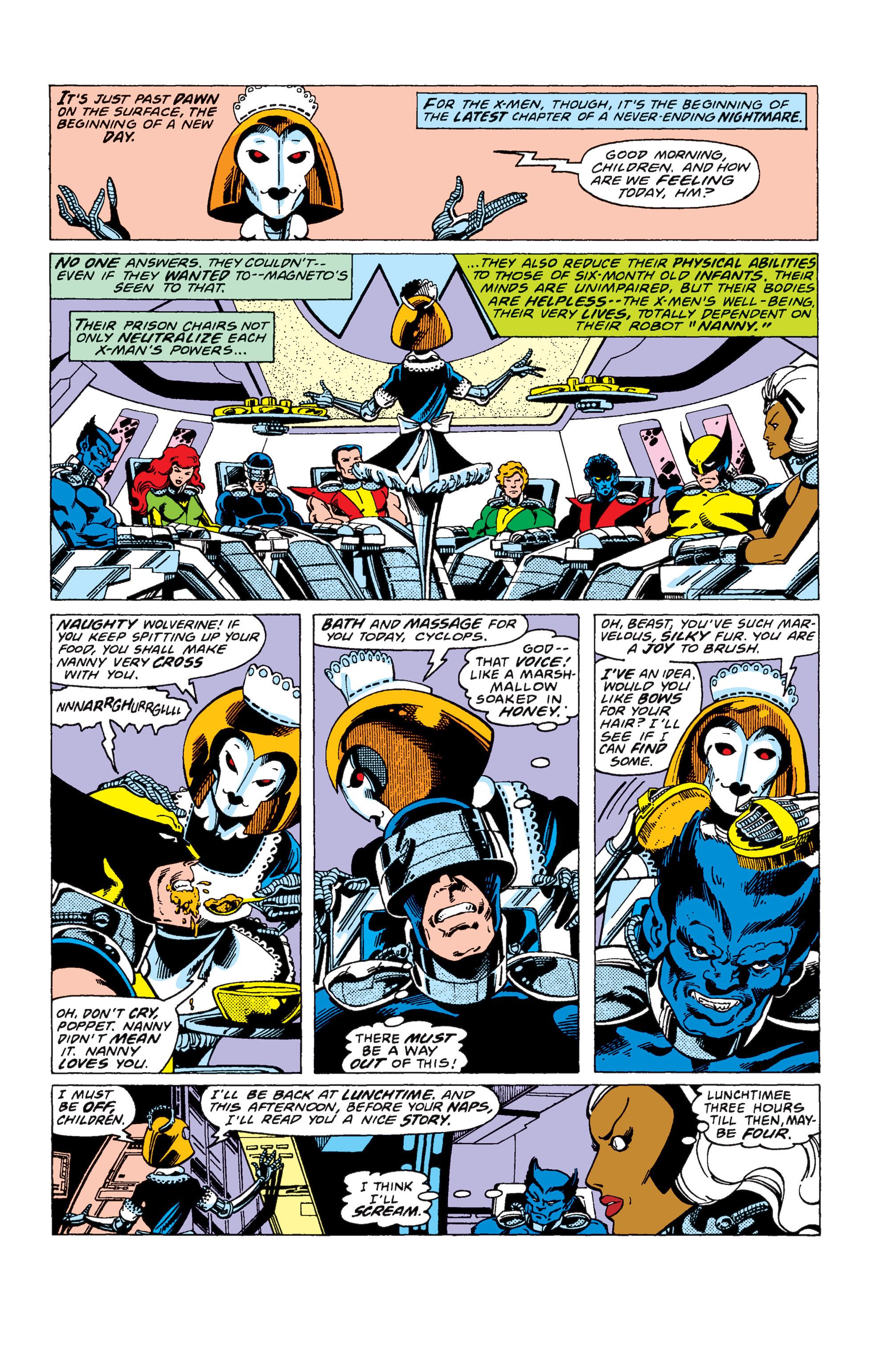 Uncanny X-Men (1963) 113 Page 4