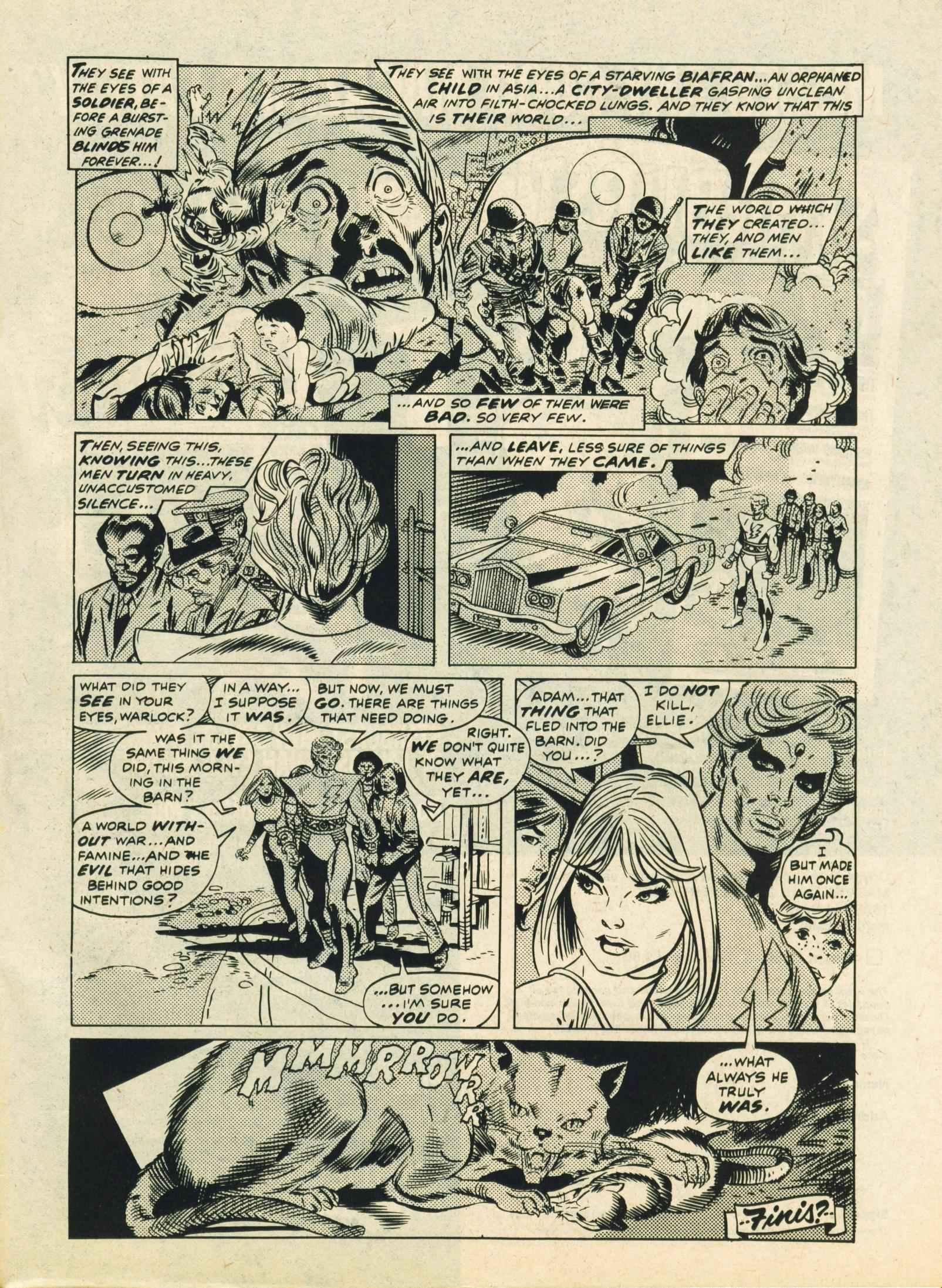Read online Future Tense comic -  Issue #8 - 31