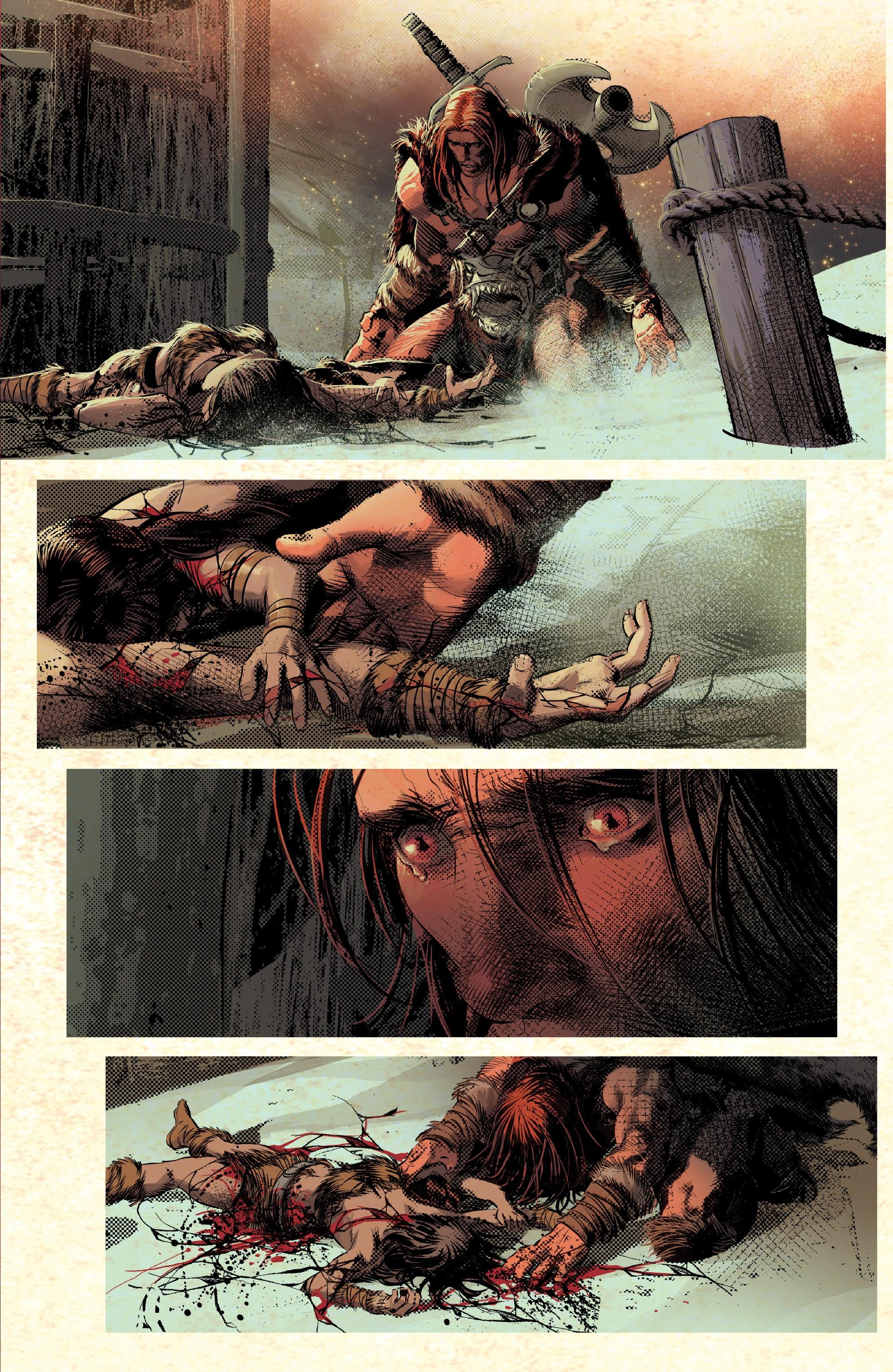Berserker Unbound #1 #1 - English 10