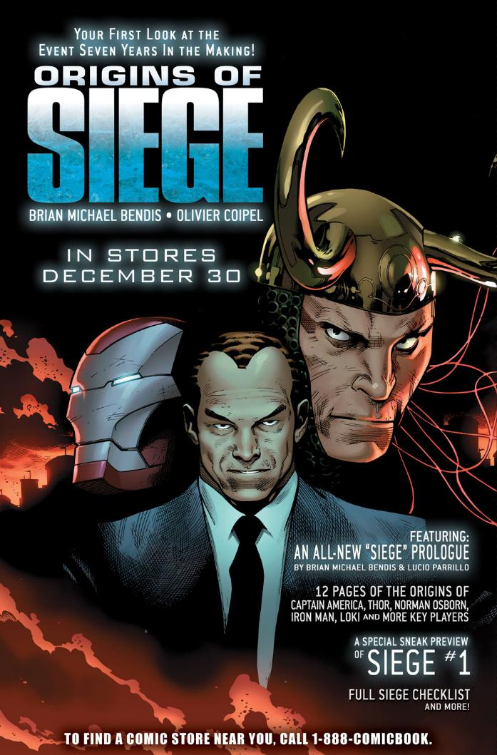 Read online Siege Prologue comic -  Issue # Full - 8